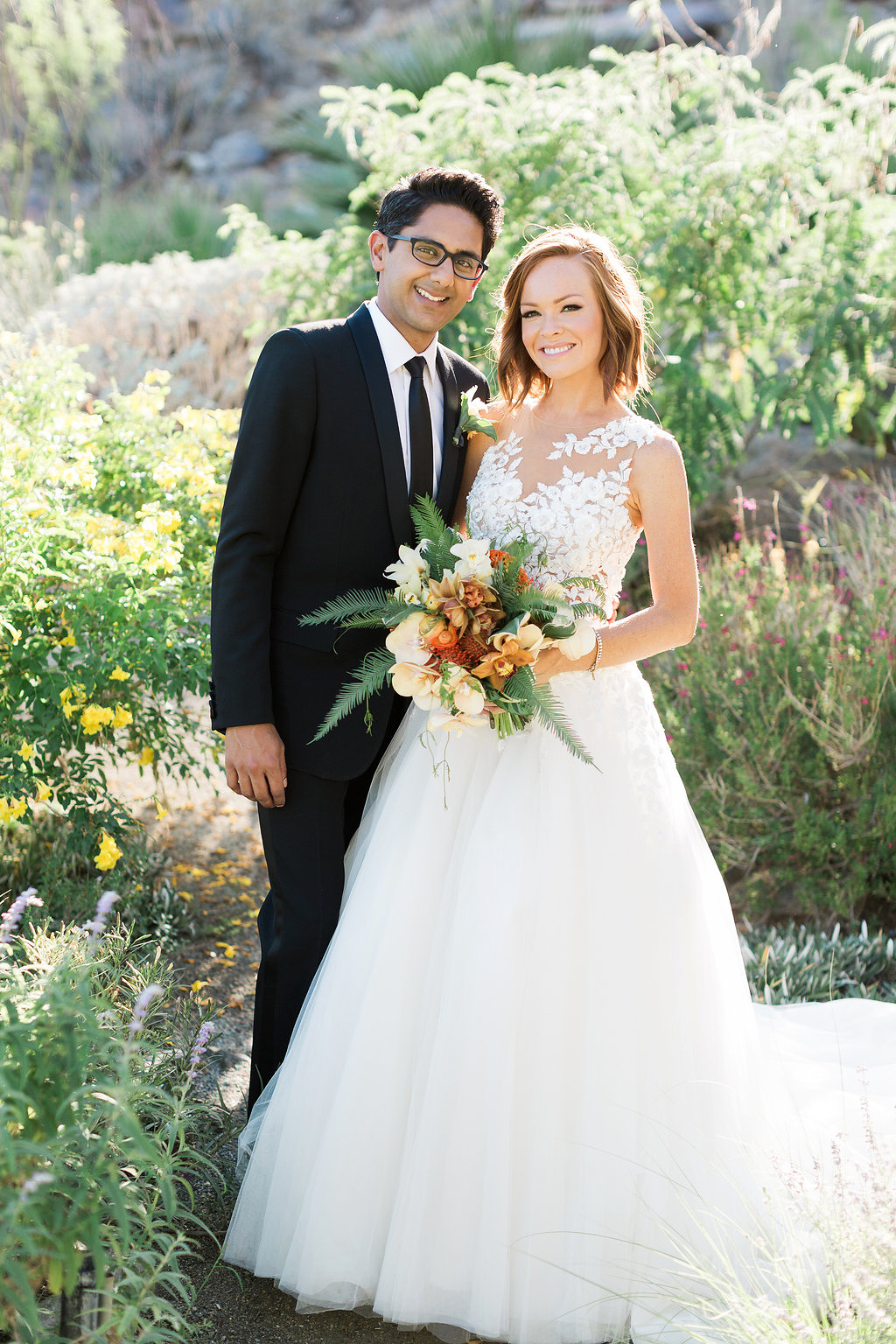 Emily and Adhir