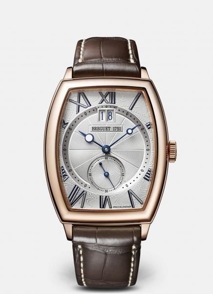 breguet heritage watch