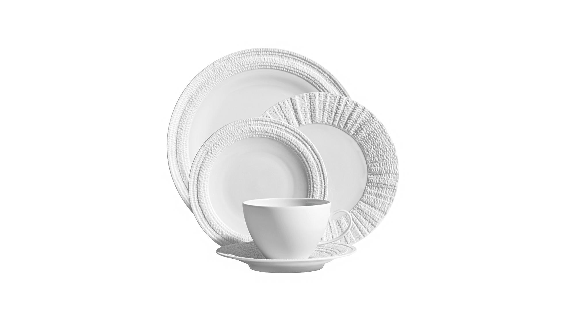 michael aram gotham dinnerware set