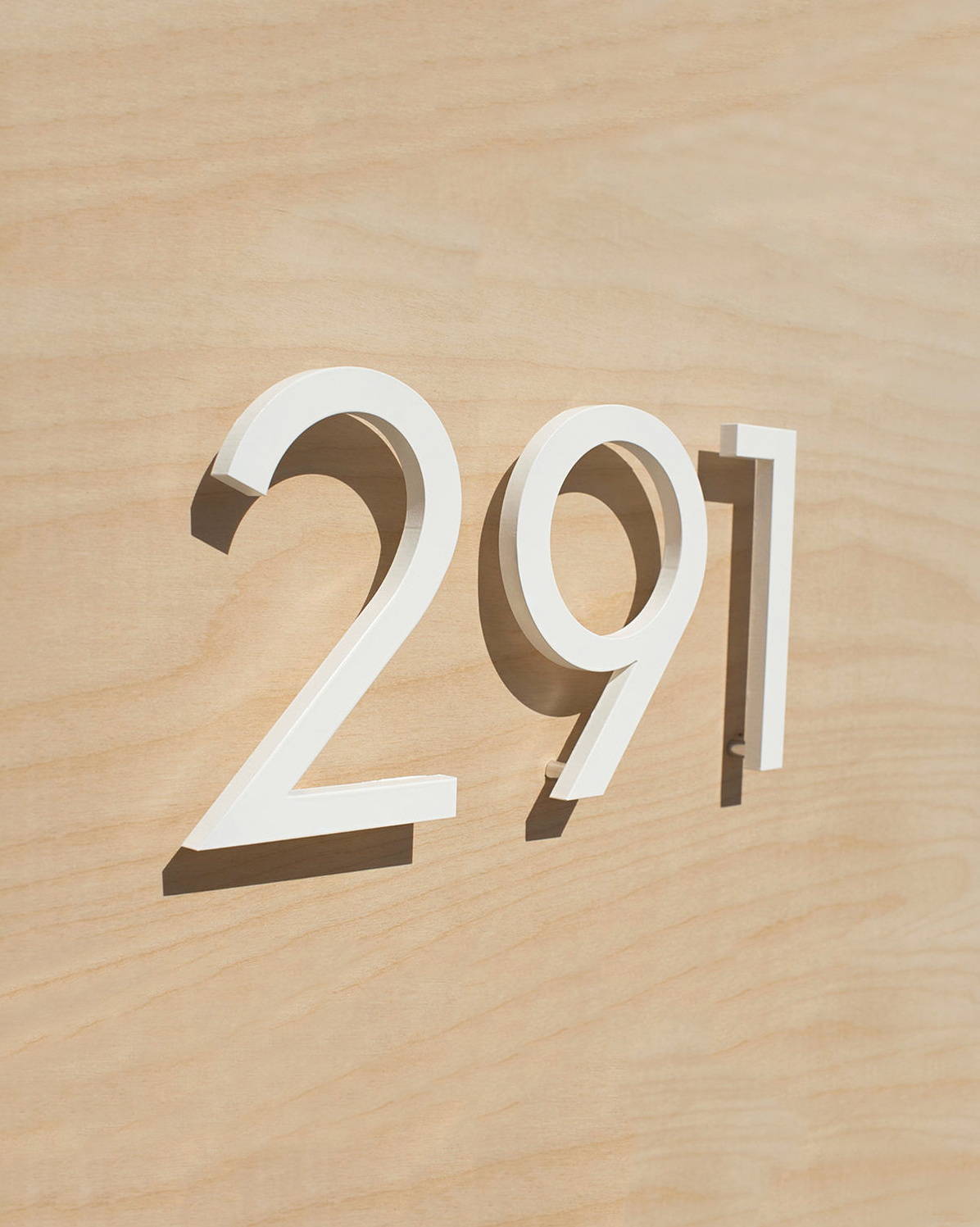 box hill palm springs modern house numbers