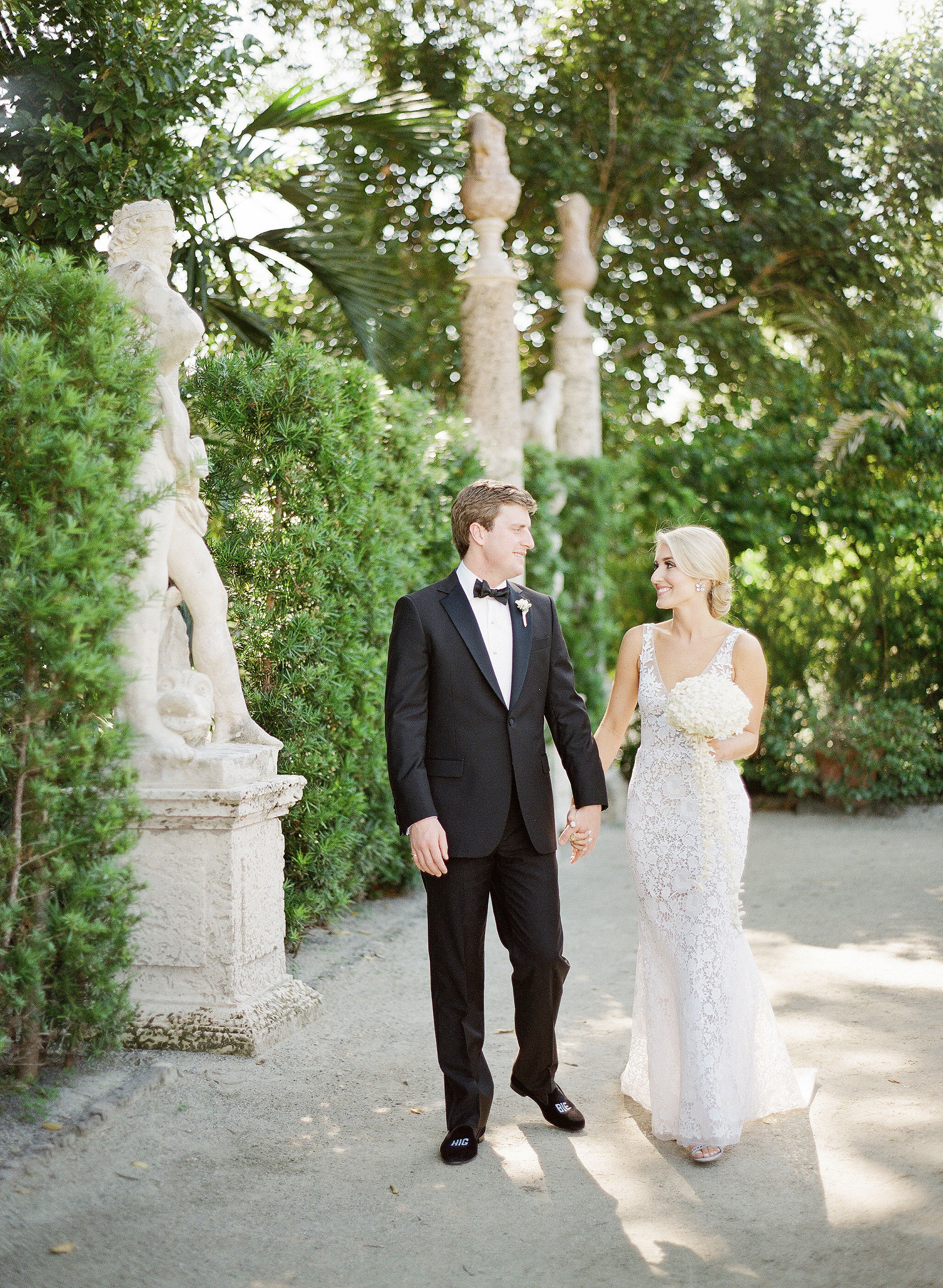 natalie jamey wedding couple