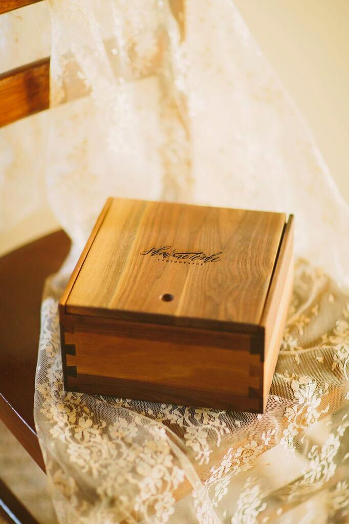 wedding album alternatives heirloom box