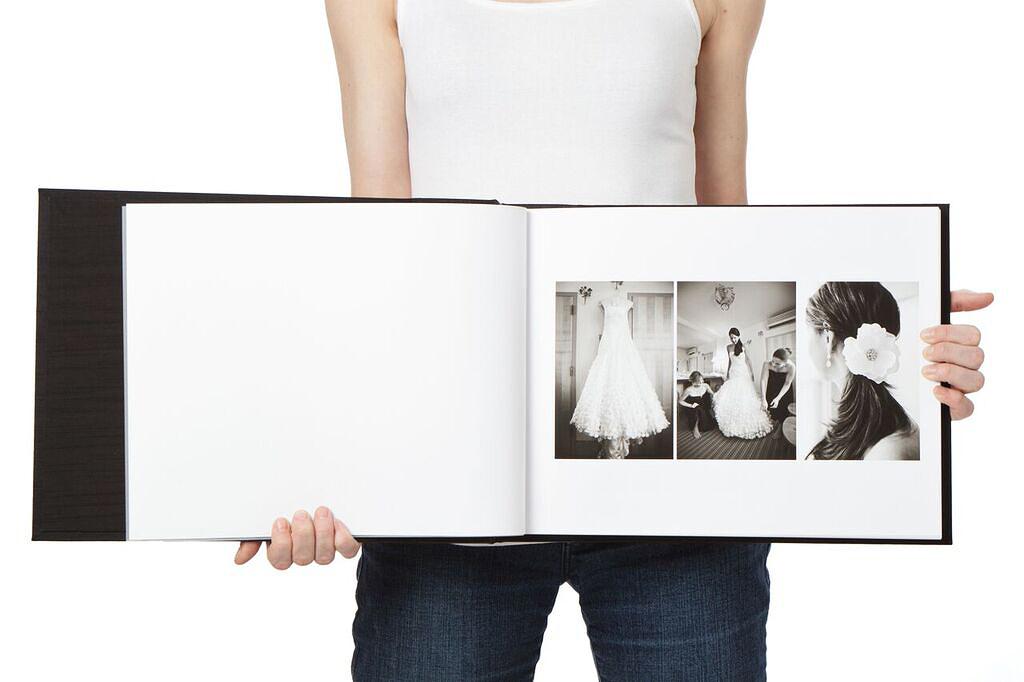 wedding album alternatives artist portfolio