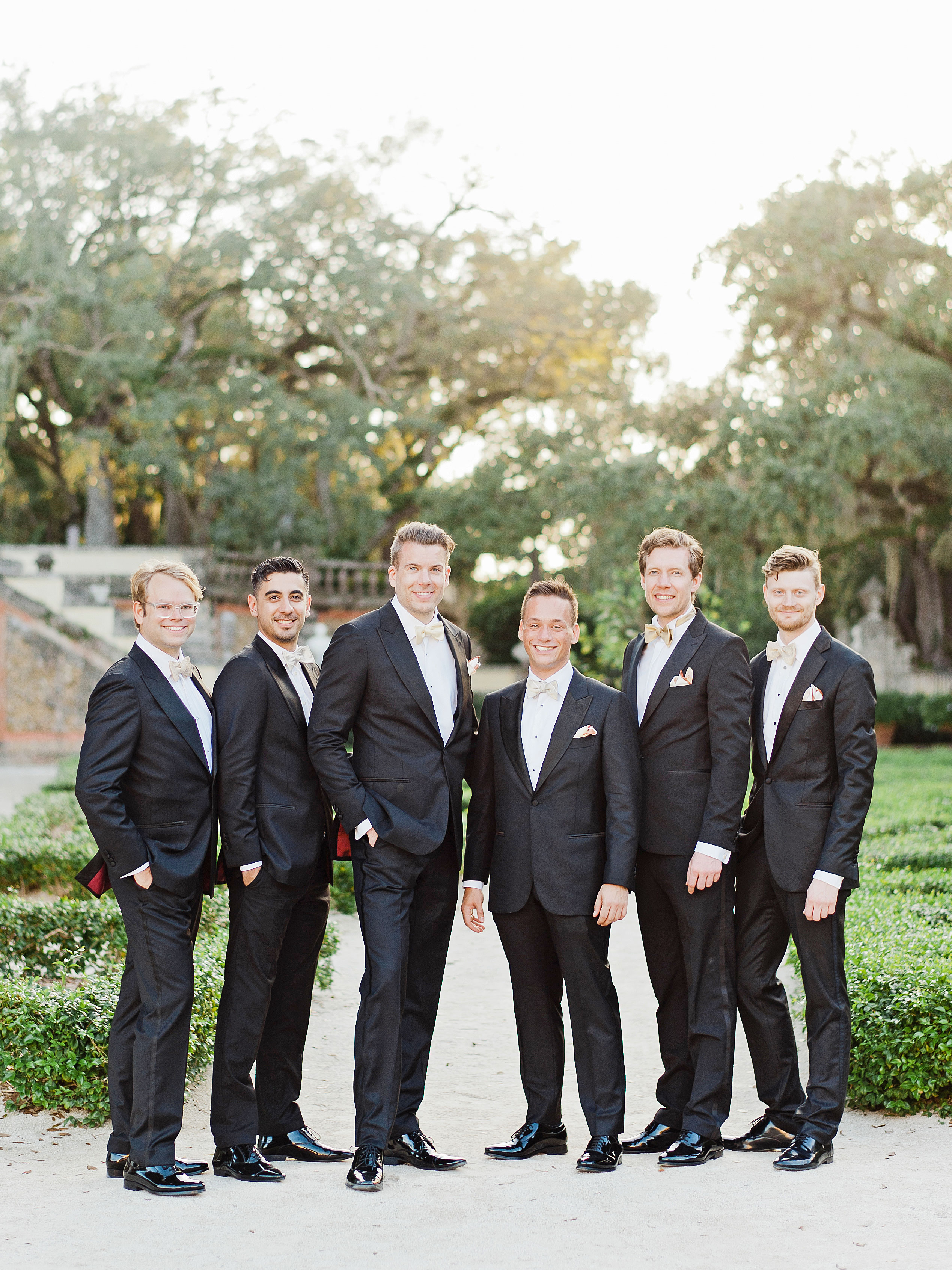 brette patrick wedding groomsmen