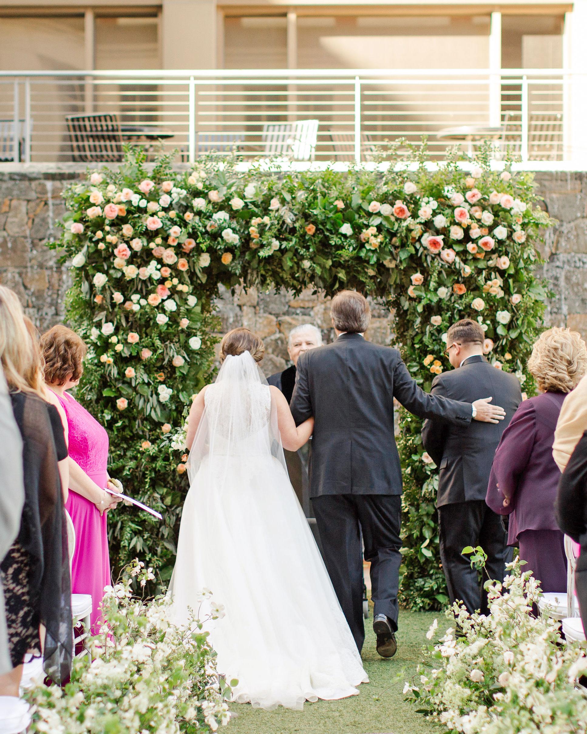 carey jared wedding ceremony