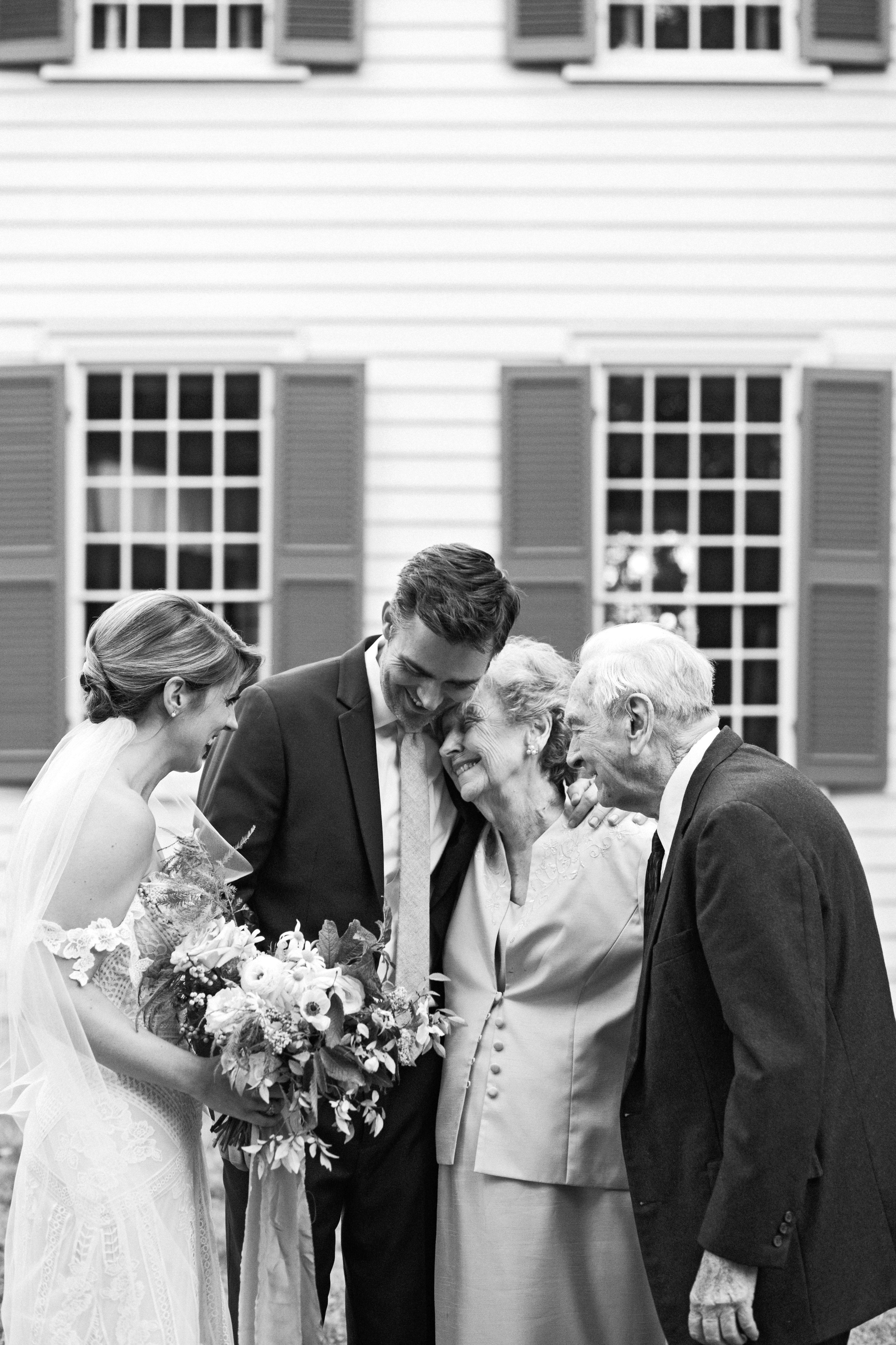 jayme barry wedding grandparents