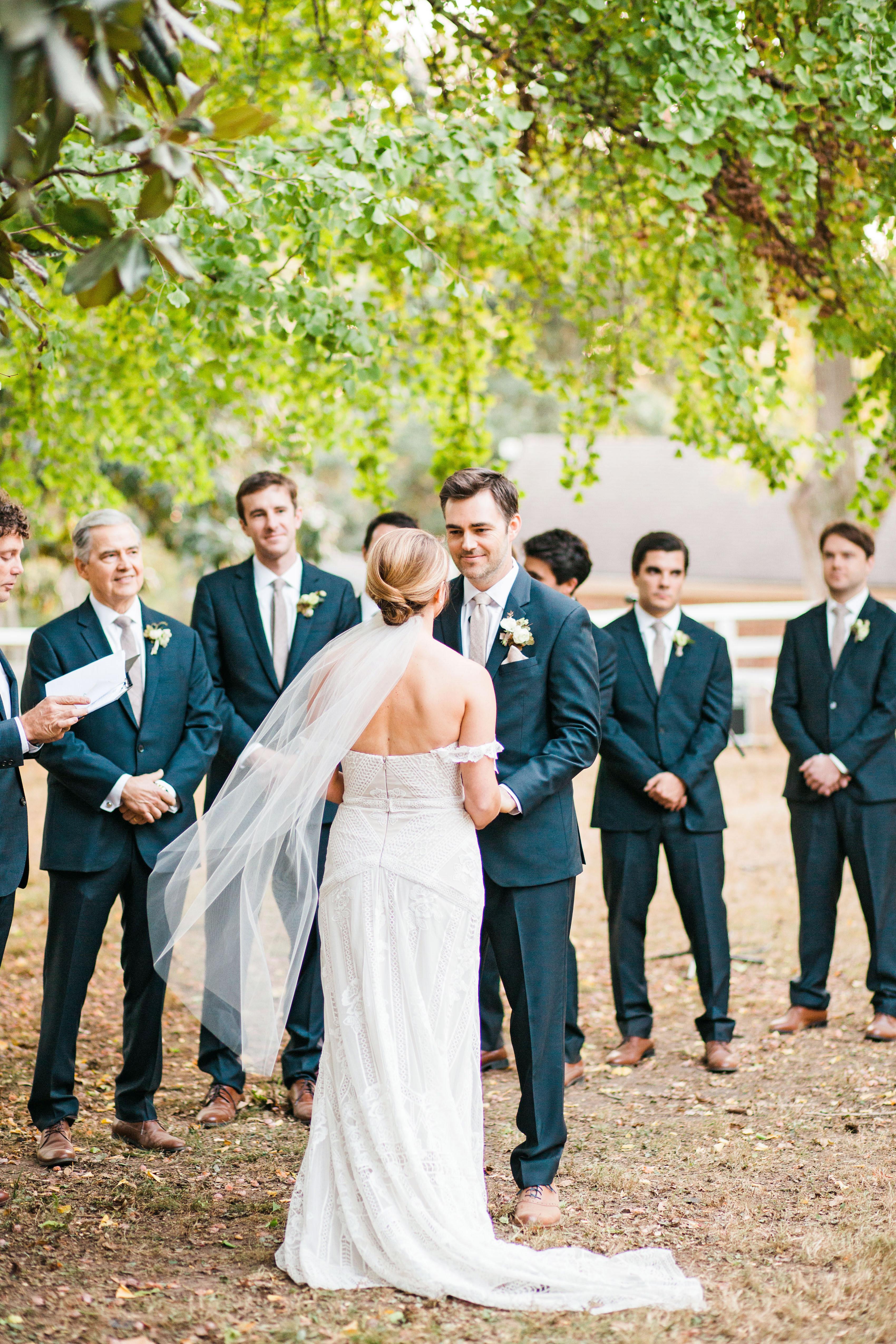 jayme barry wedding ceremony