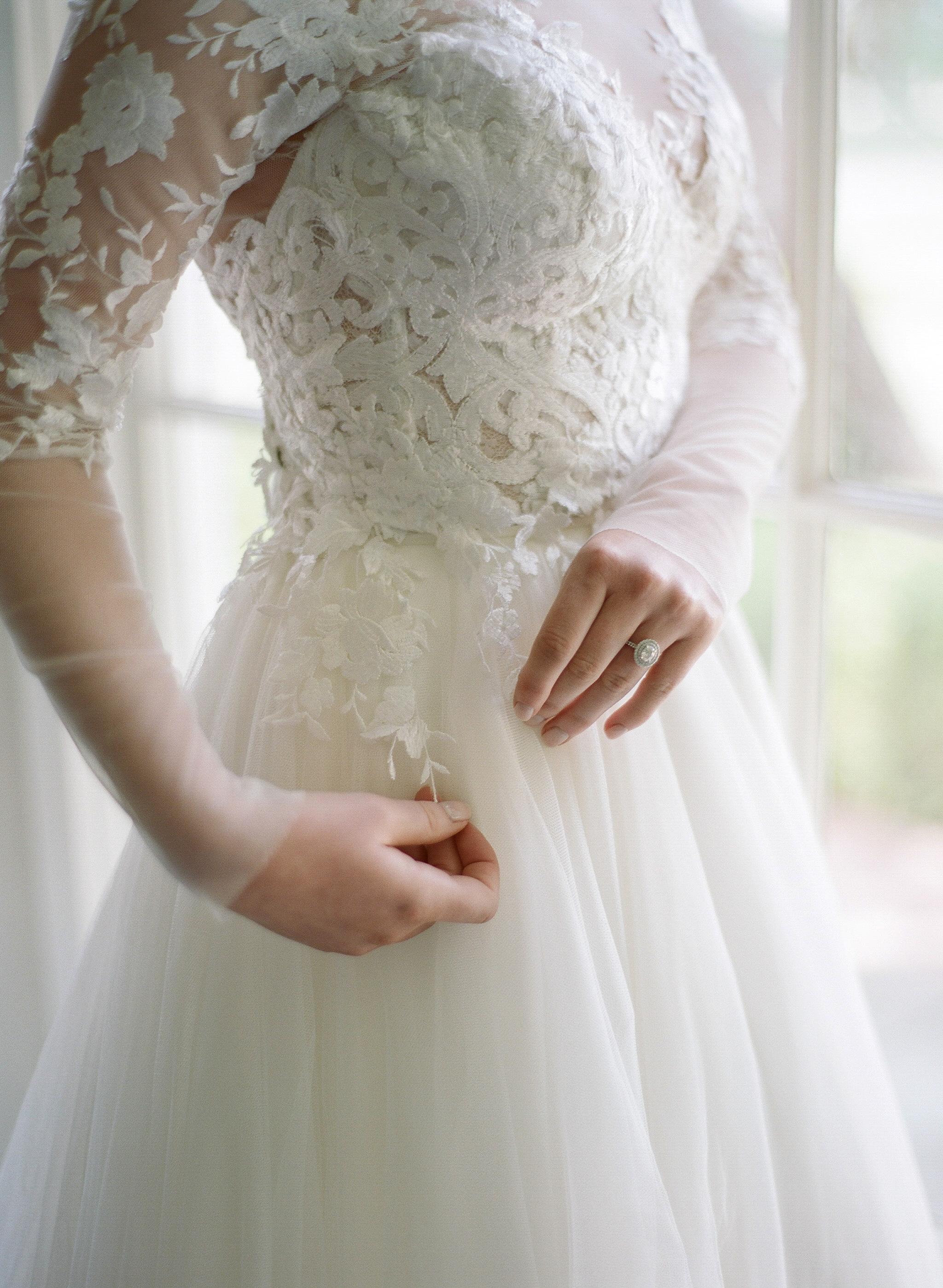 wedding lace