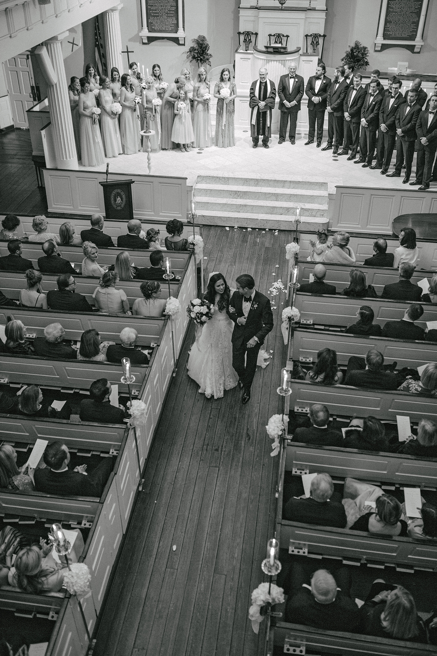 lindsay evan wedding recessional