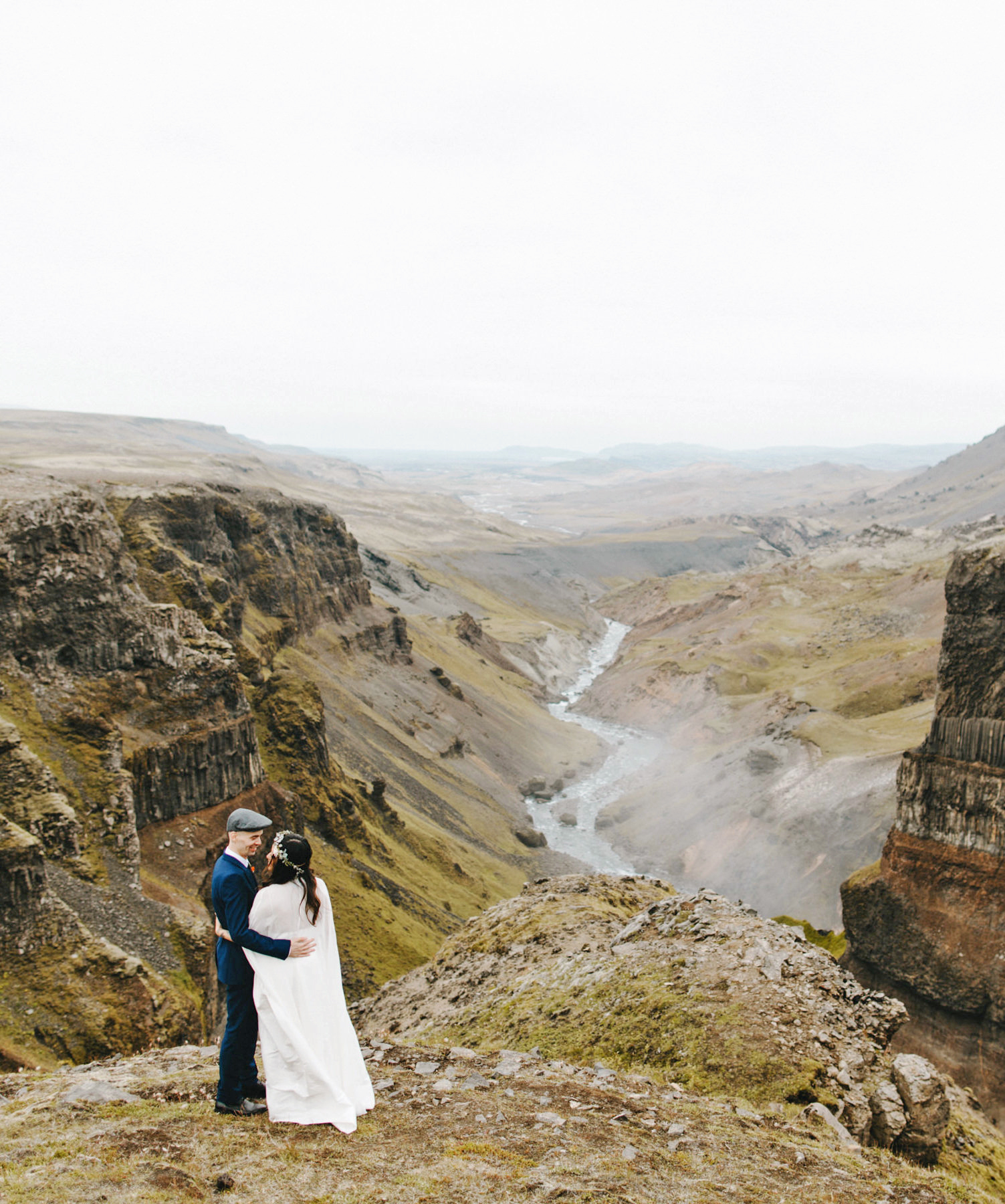 epic elopement locations iceland mountains