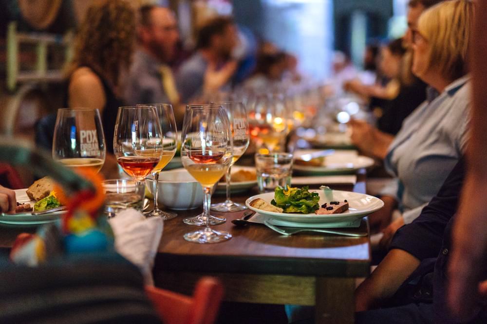 wine classes restaurant