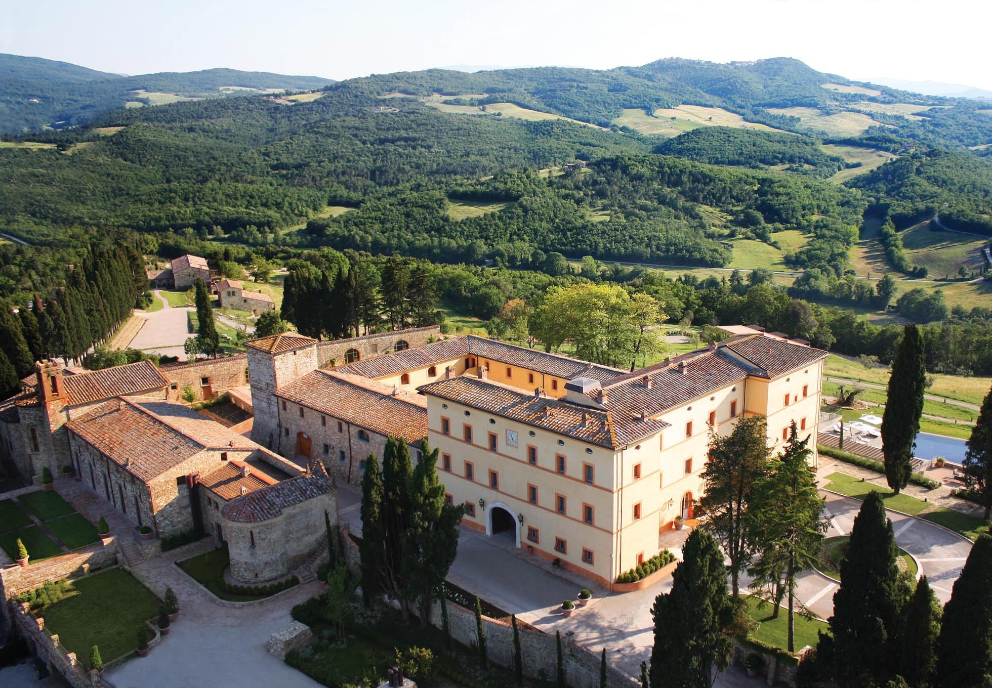 vineyard and resort