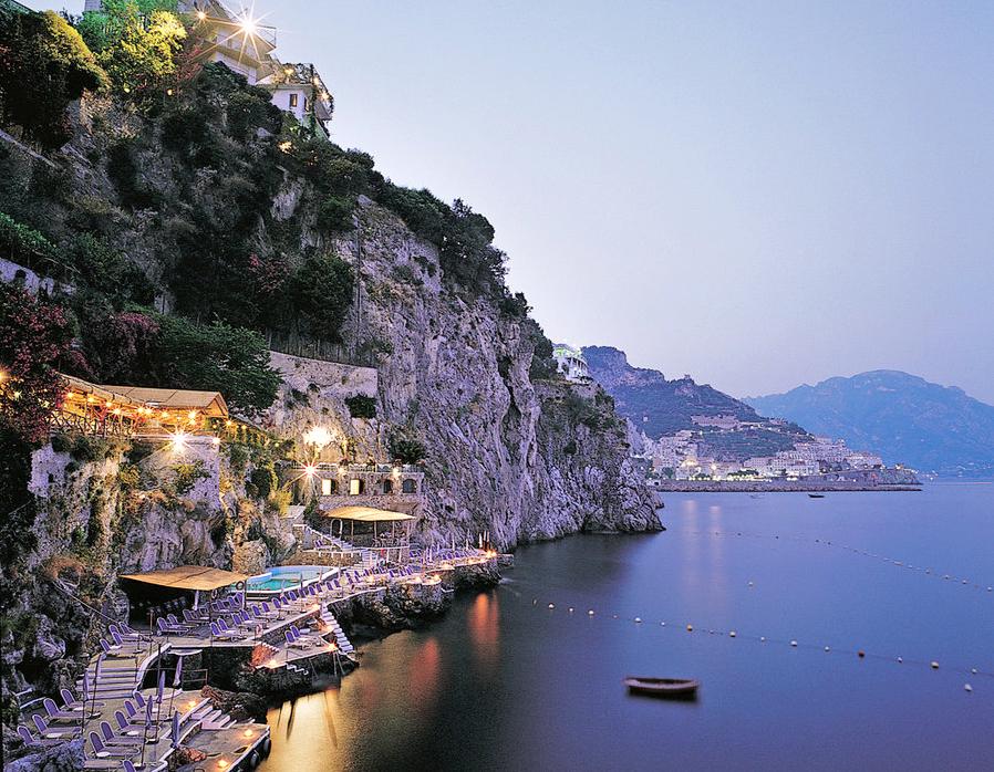 amalfi coast hotels santa caterina