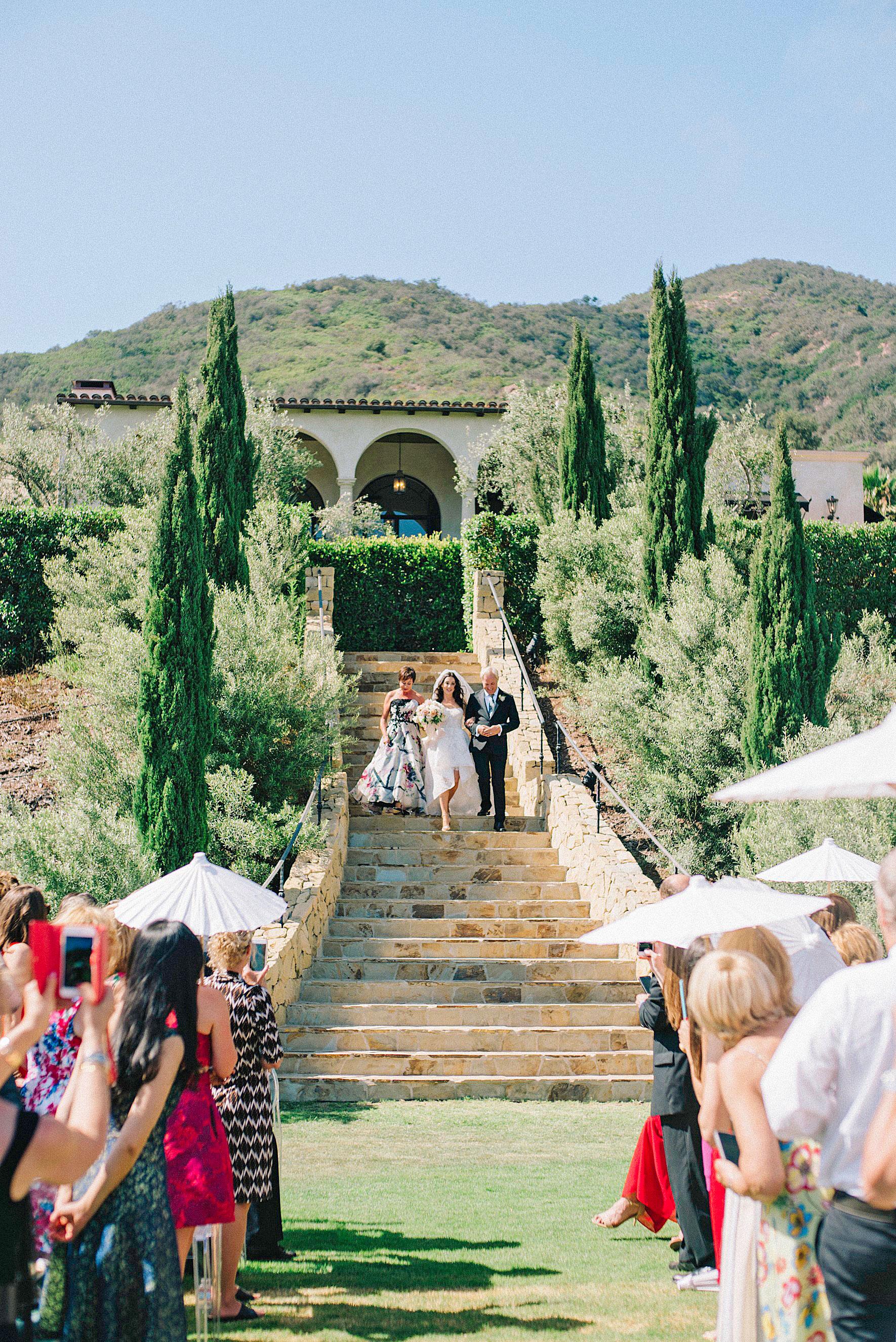 perri phil wedding processional