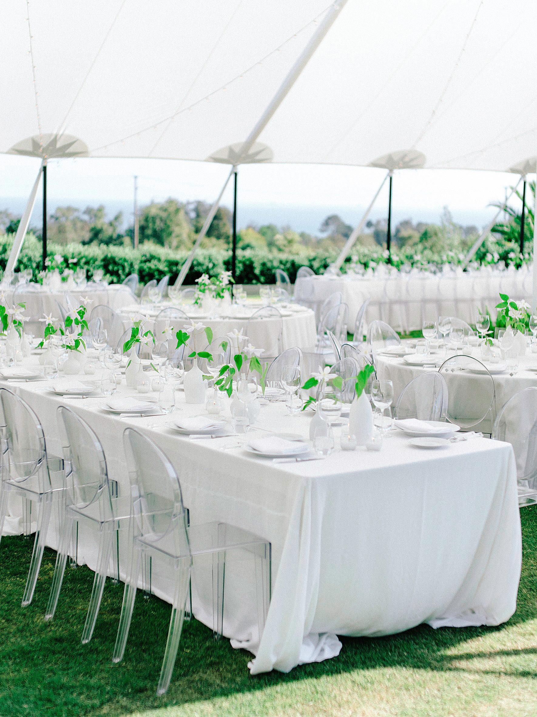 perri phil wedding tables