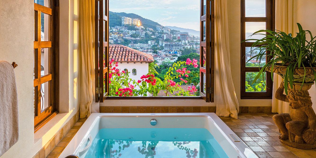 puerto vallarta hotels casa kimberly
