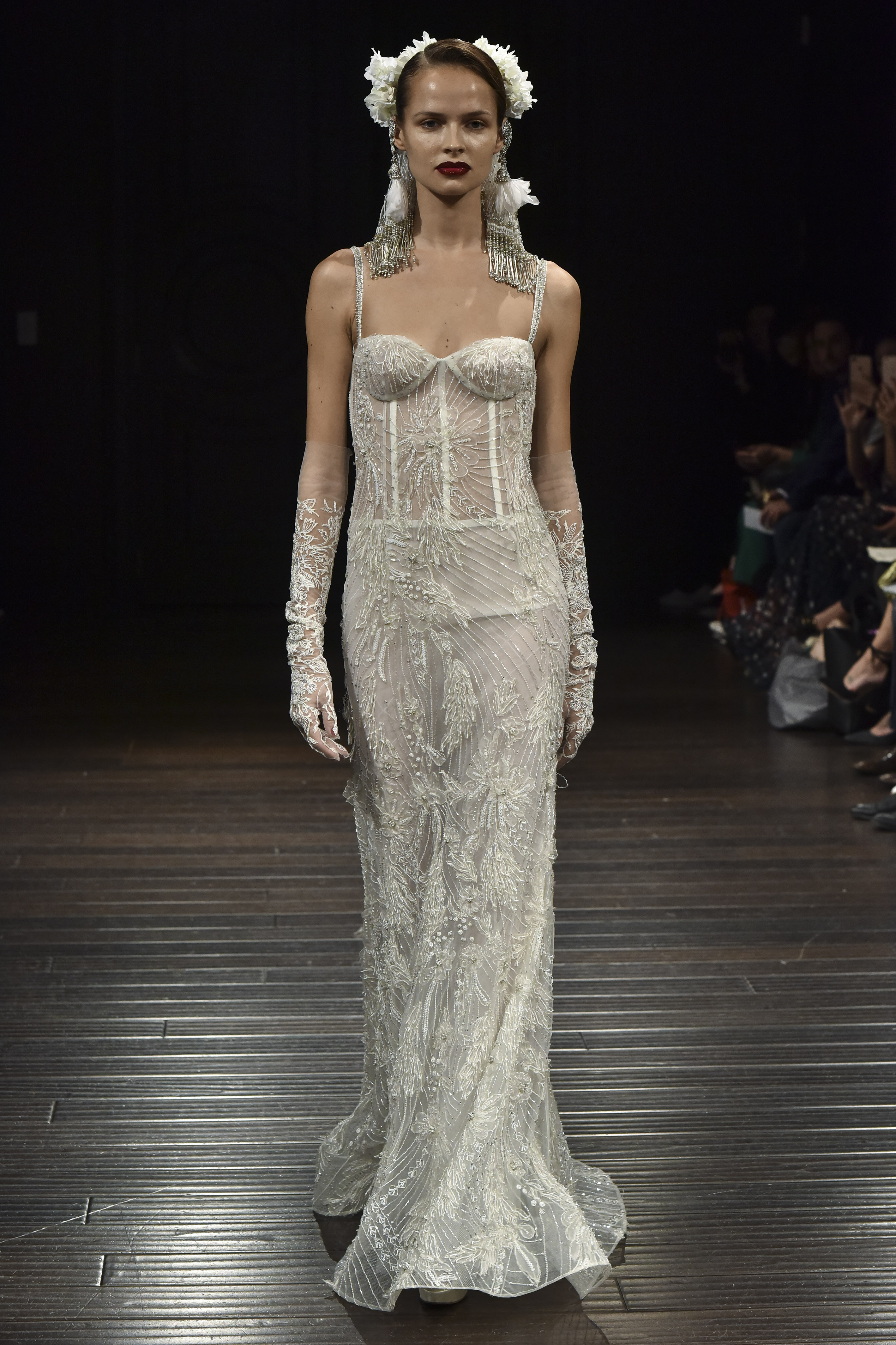 Naeem Khan Ruby Lips
