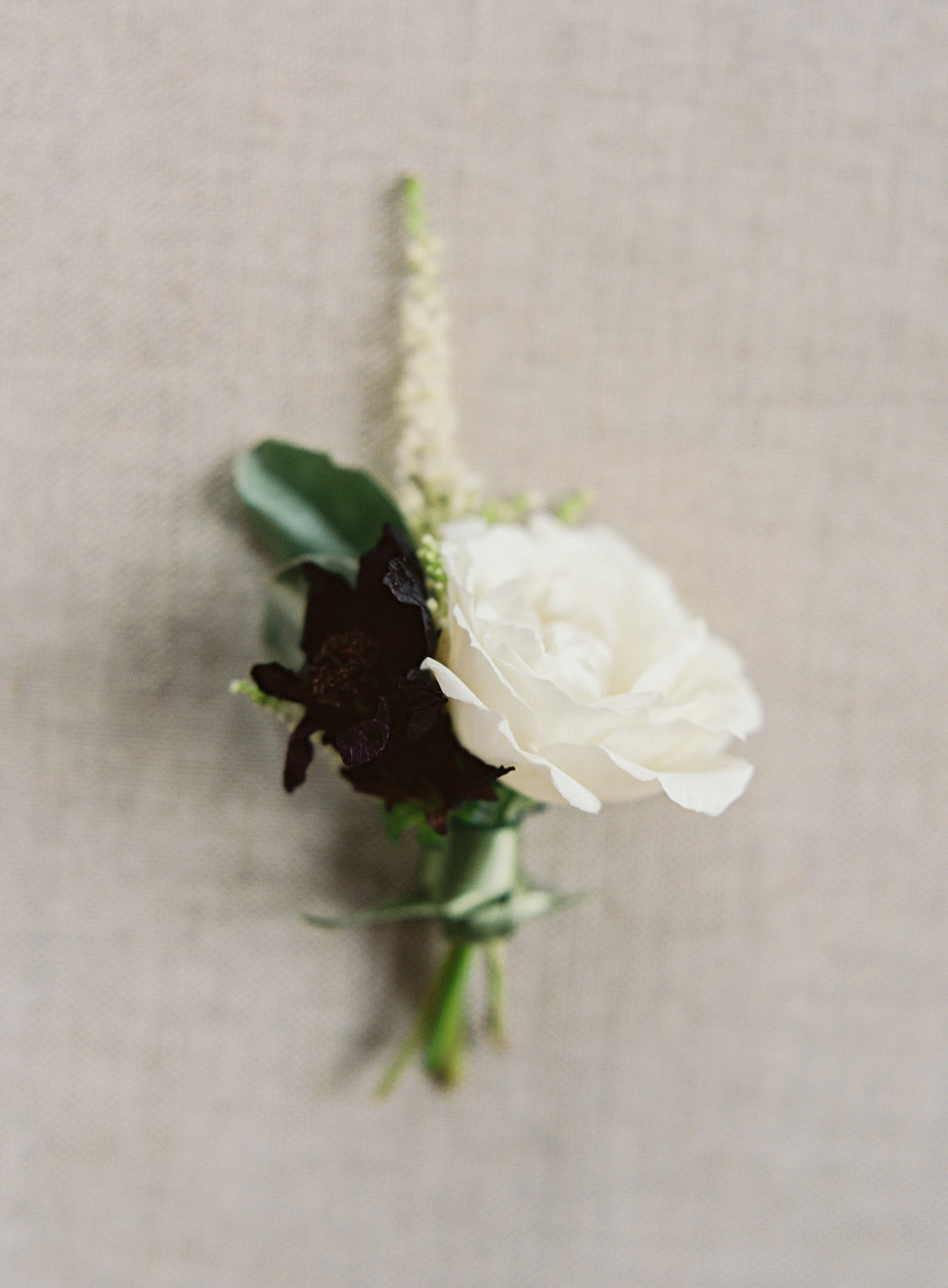Simple Boutonnière