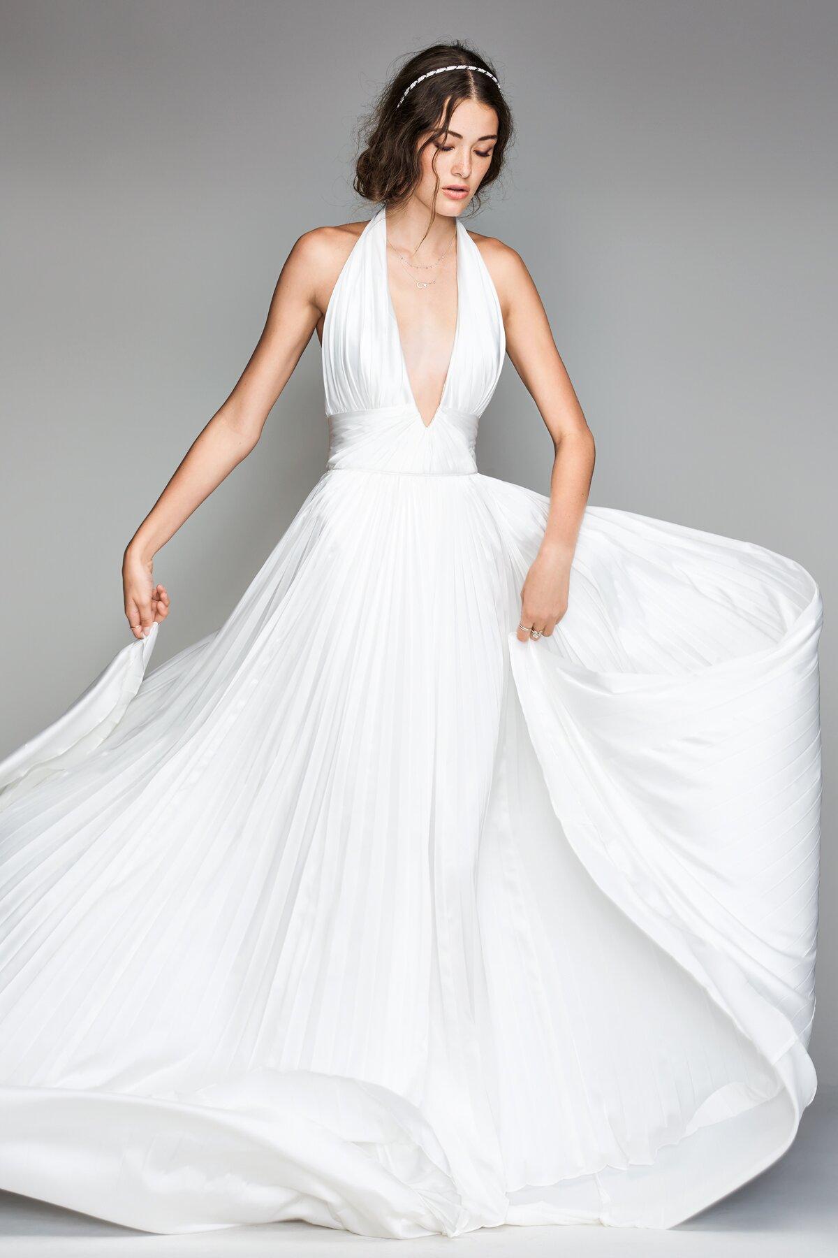 Watters Fall 2018 Wedding Dress