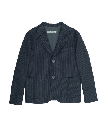 blue ring bearer jacket