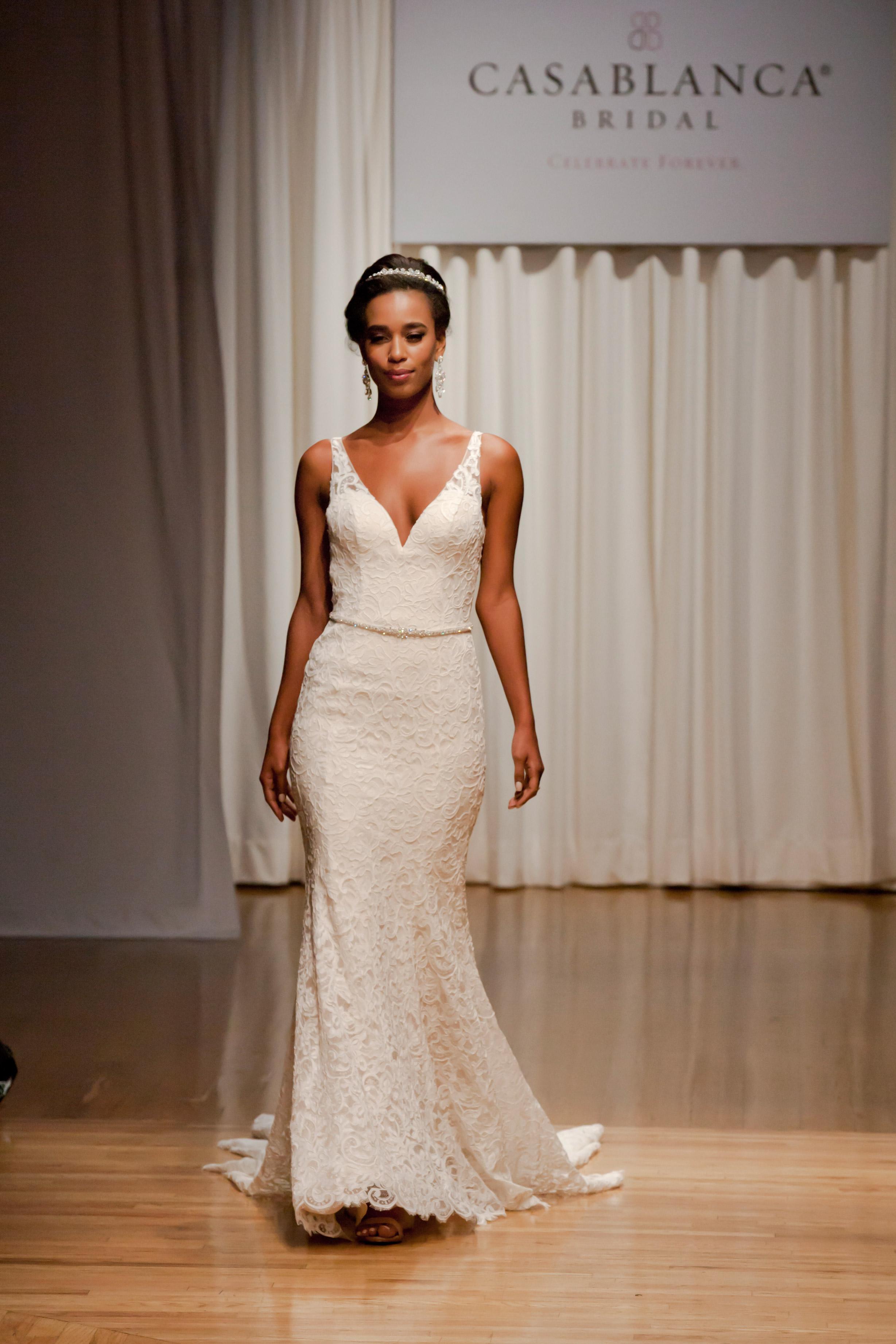 Casablanca Fall 2018 Wedding Dress Collection Martha Stewart