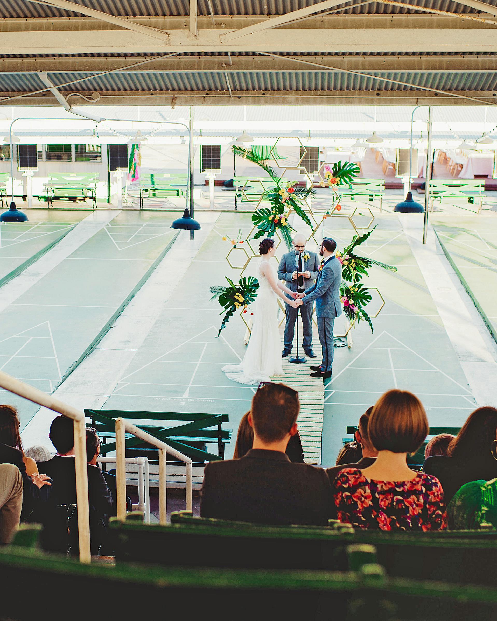 becca zac wedding ceremony vows