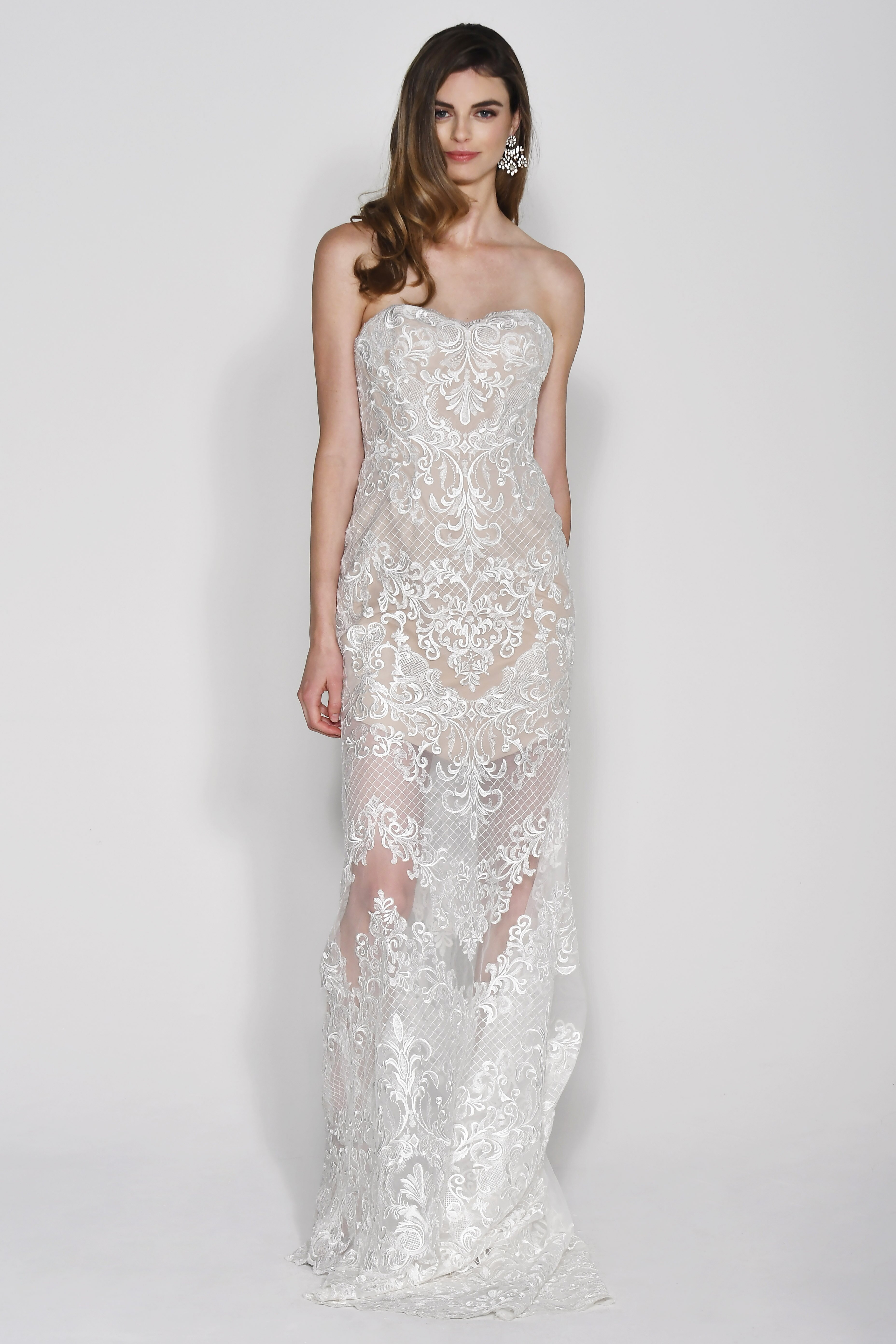 Wtoo By Watters Fall 2018 Wedding Dress Collection Martha