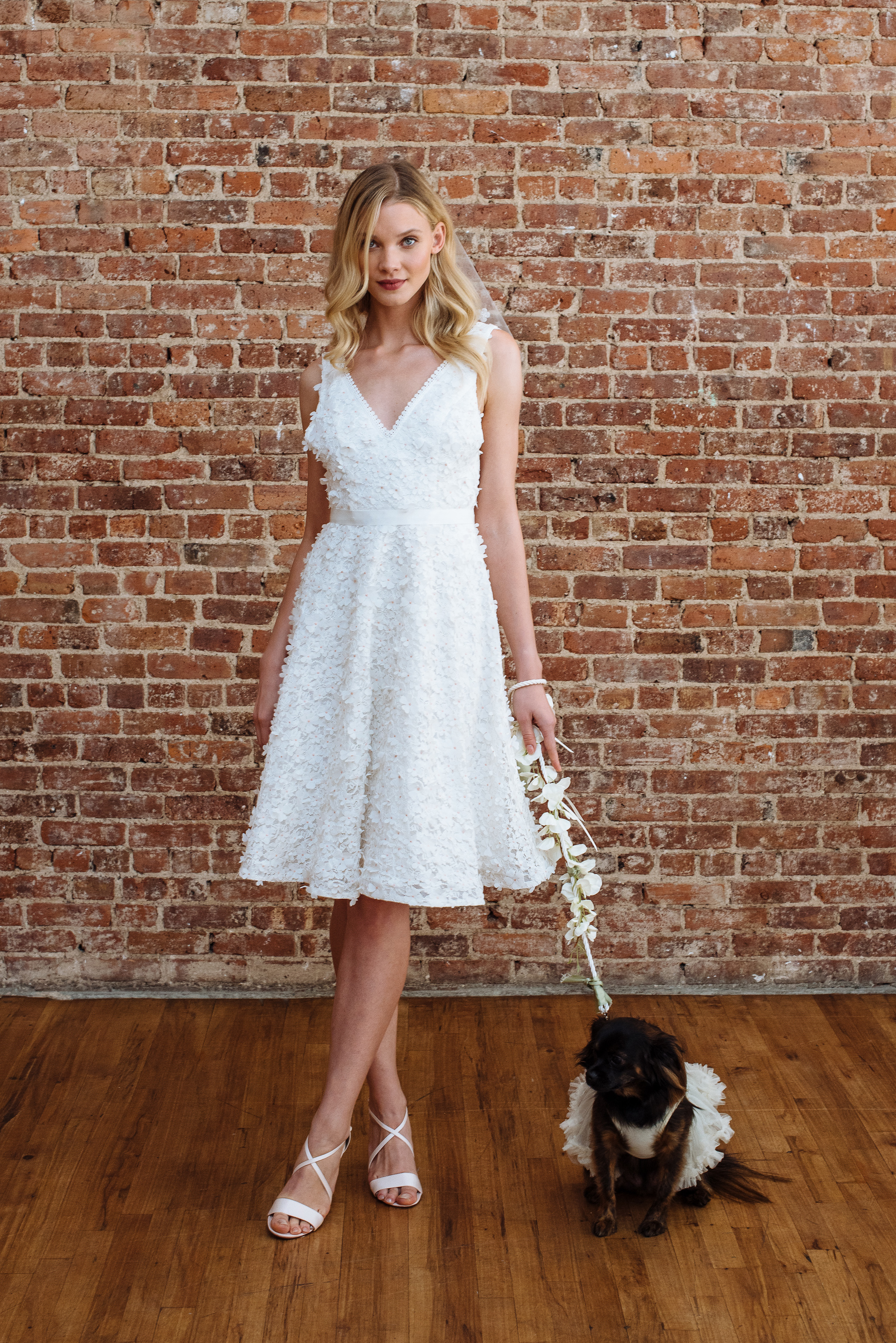 db studio fall 2018 wedding dress