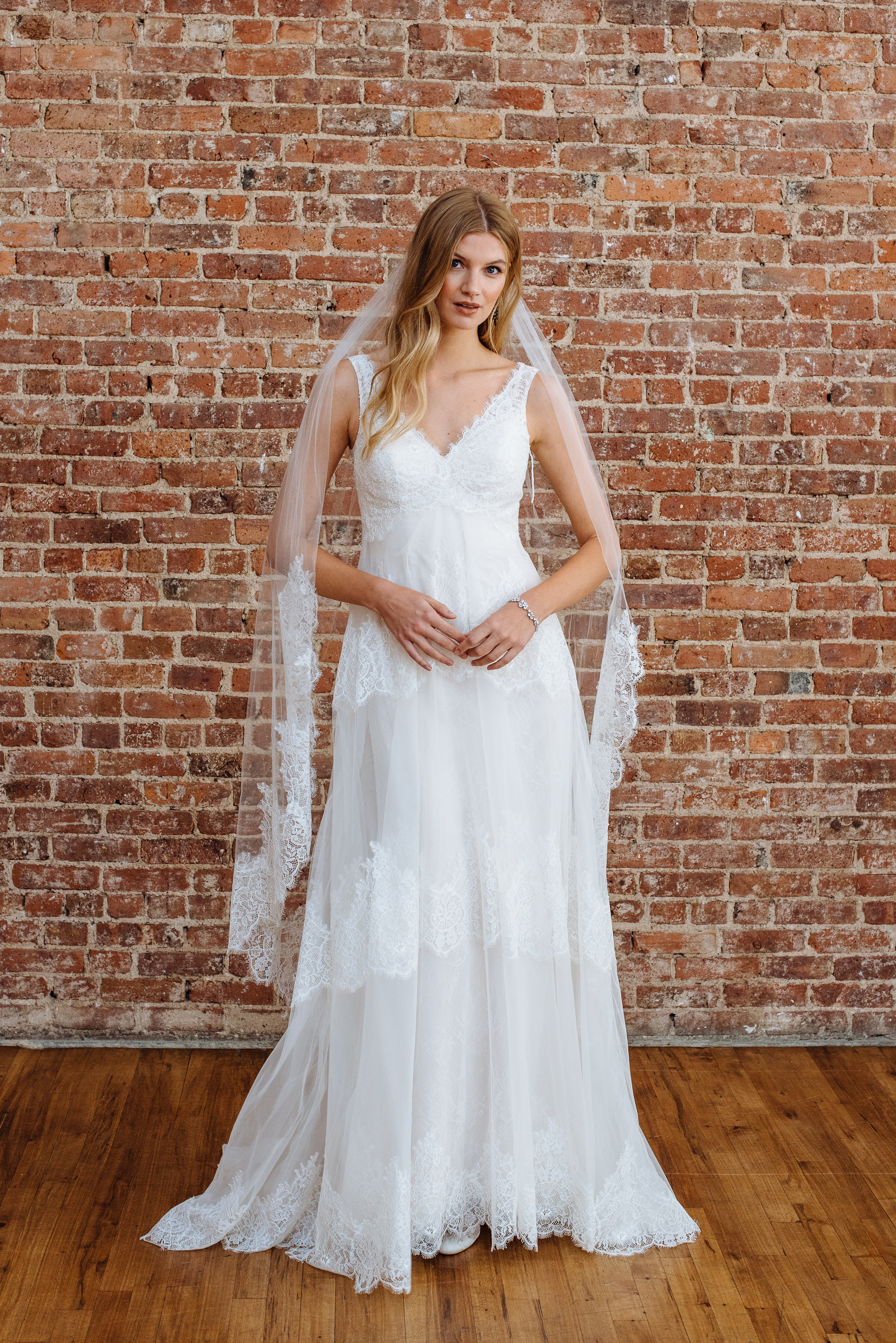 melissa sweet fall 2018 wedding dress