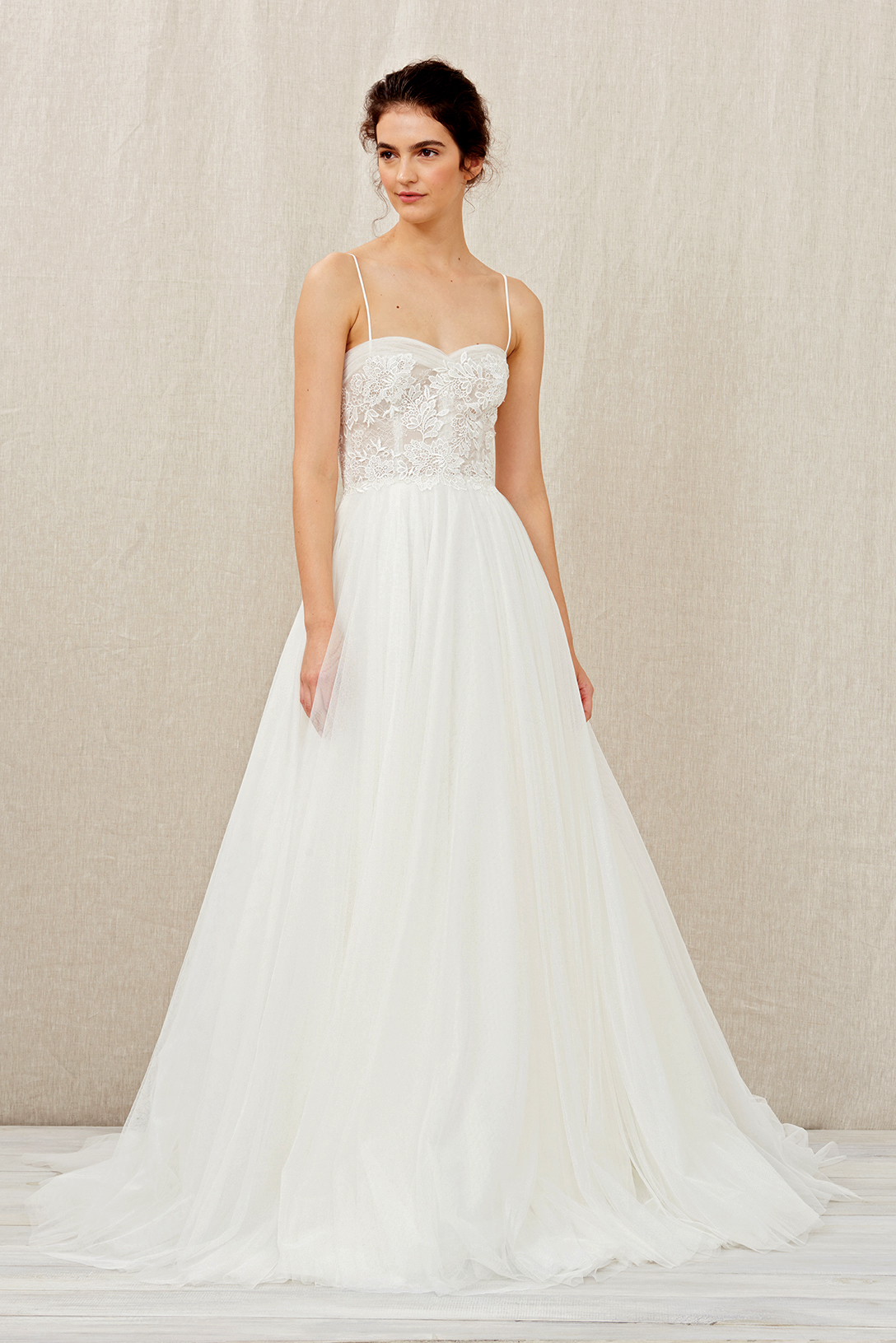 Christos Fall 2018 Wedding Dress Collection Martha Stewart Weddings