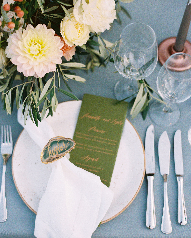 jeannette taylor wedding portugal menu