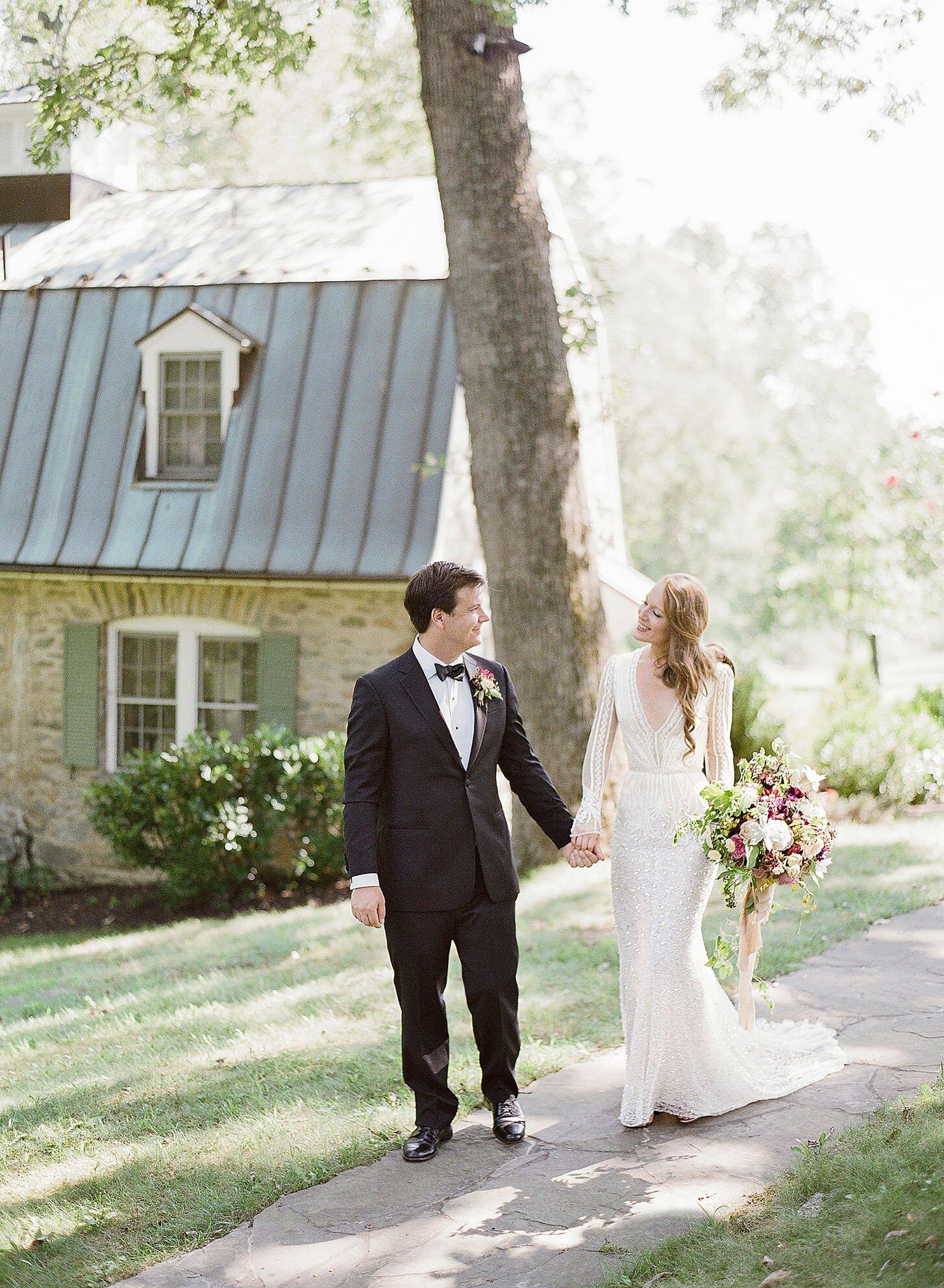 A Truly Personalized Virginia Wedding Martha Stewart Weddings