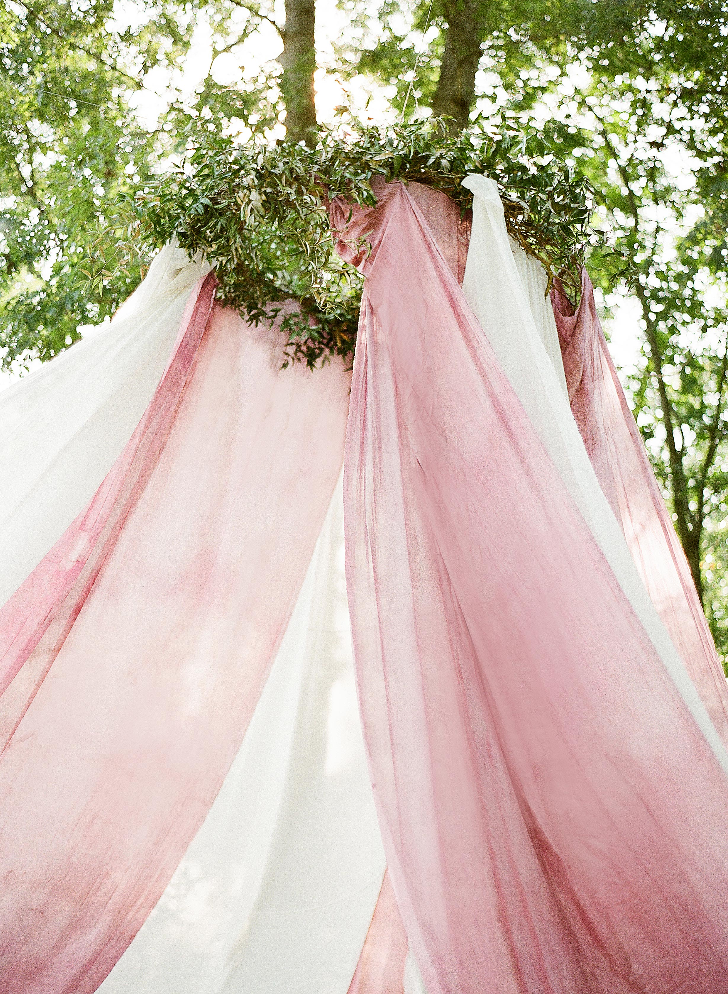 wedding drapery