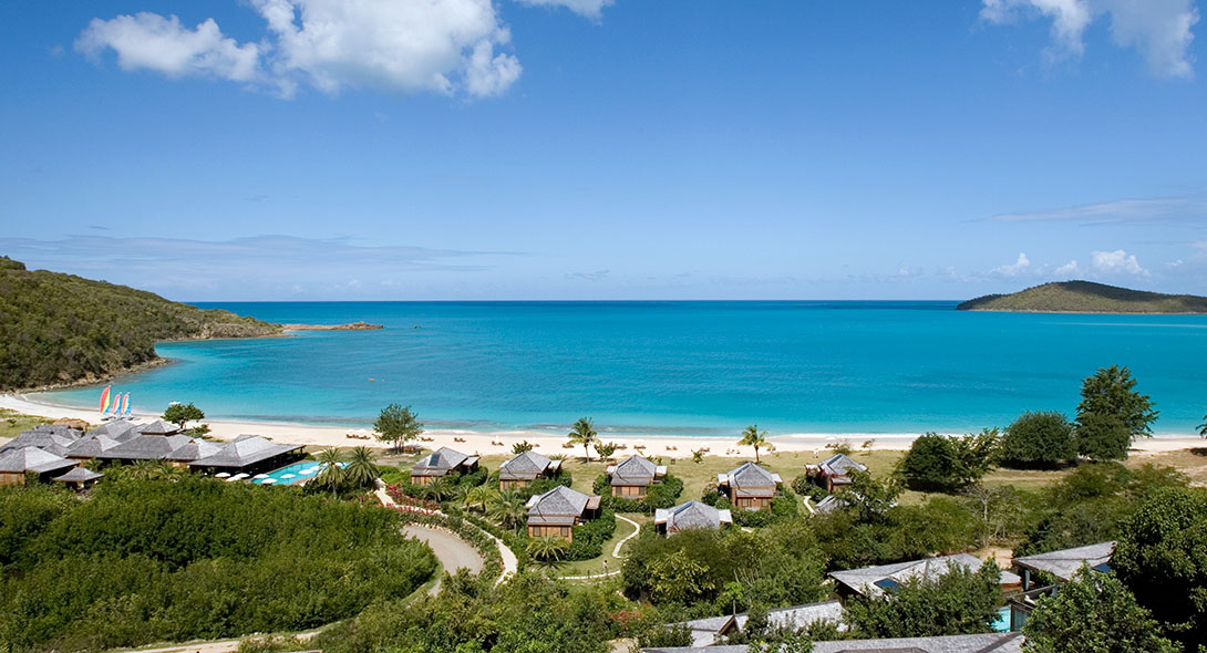 Luxury: Hermitage Bay in Antigua