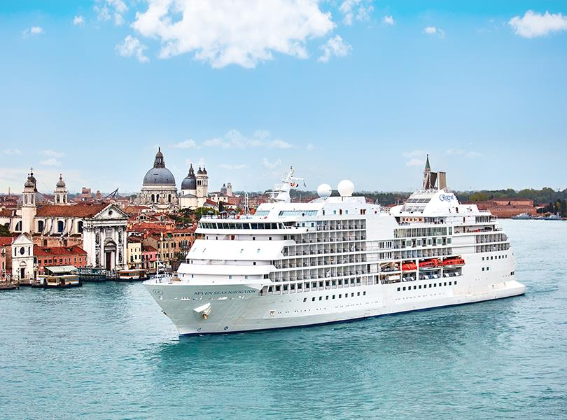 Luxury: Regent Cruises in the Mediterranean
