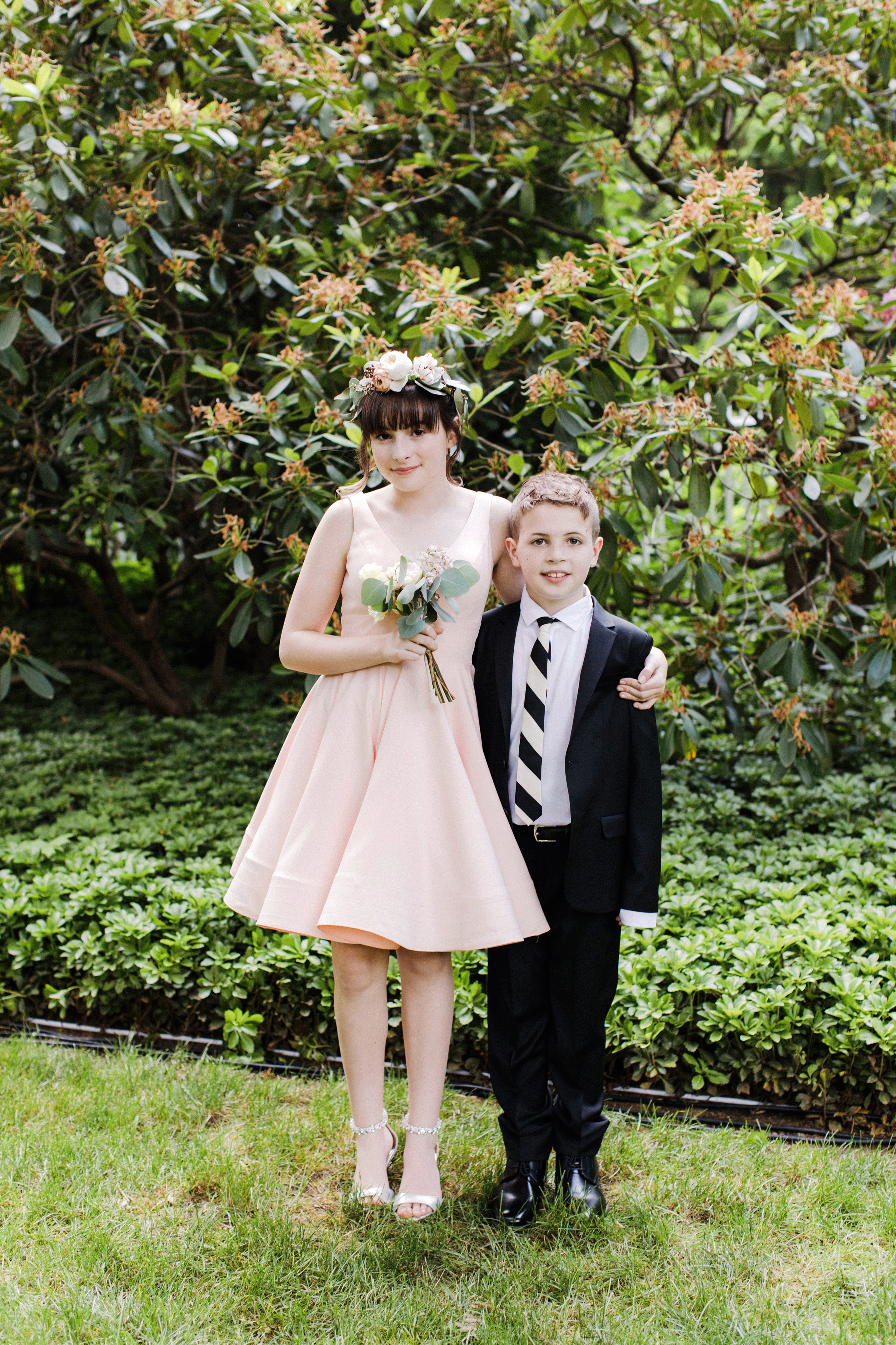 eden jack wedding kids