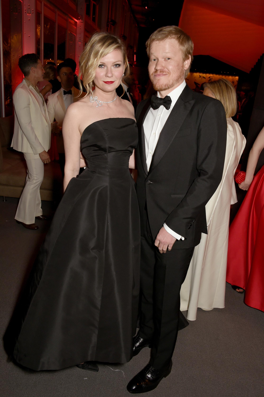 Kirsten Dunst and Jesse Plemons