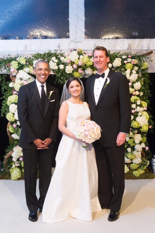 Barack Obama Groomsman