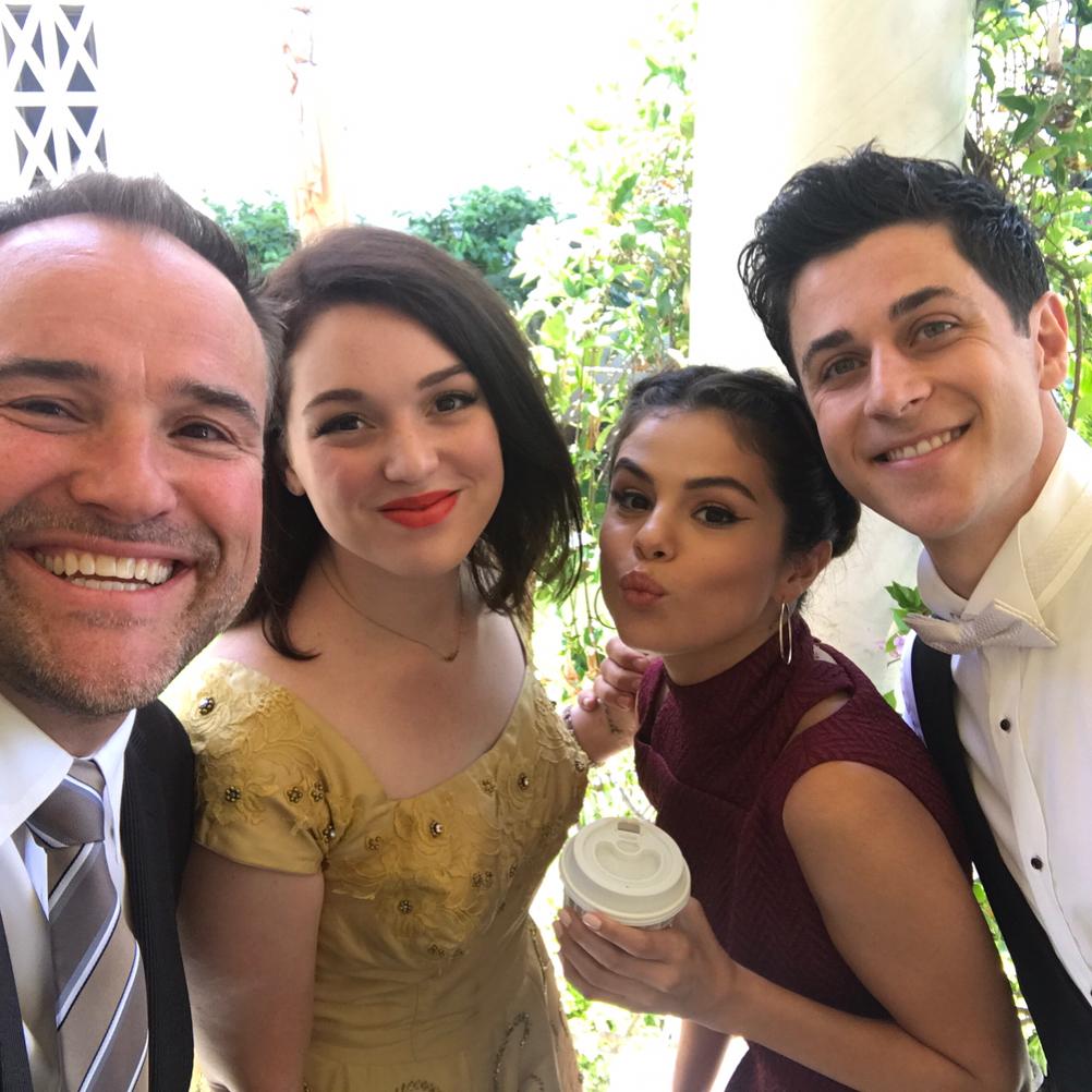 Selena Gomez Wedding Guest