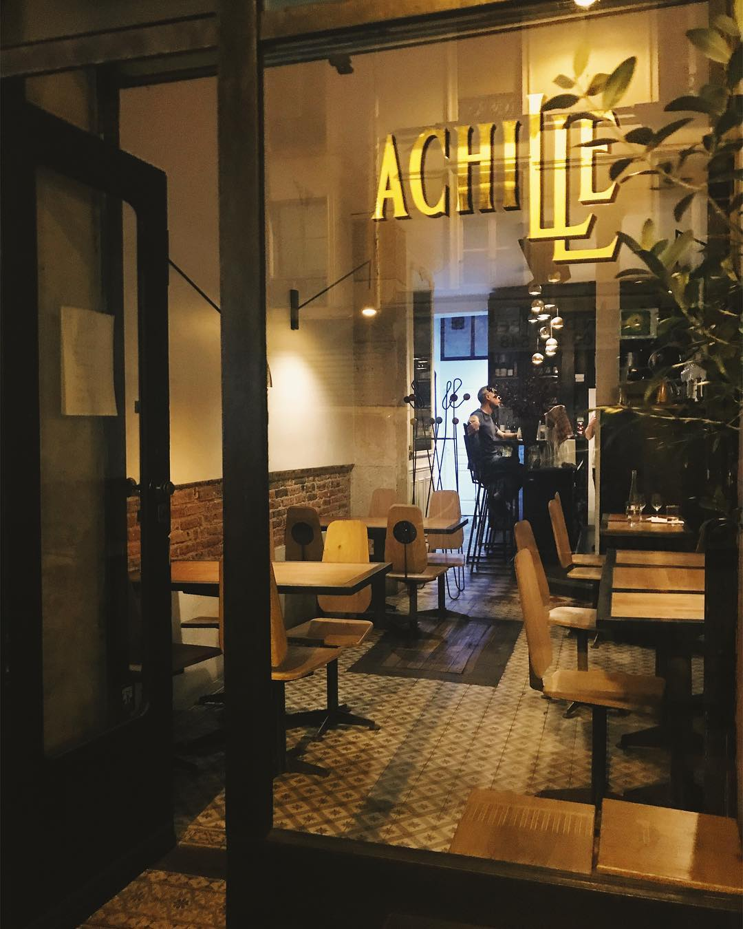 Where to Eat: Achille