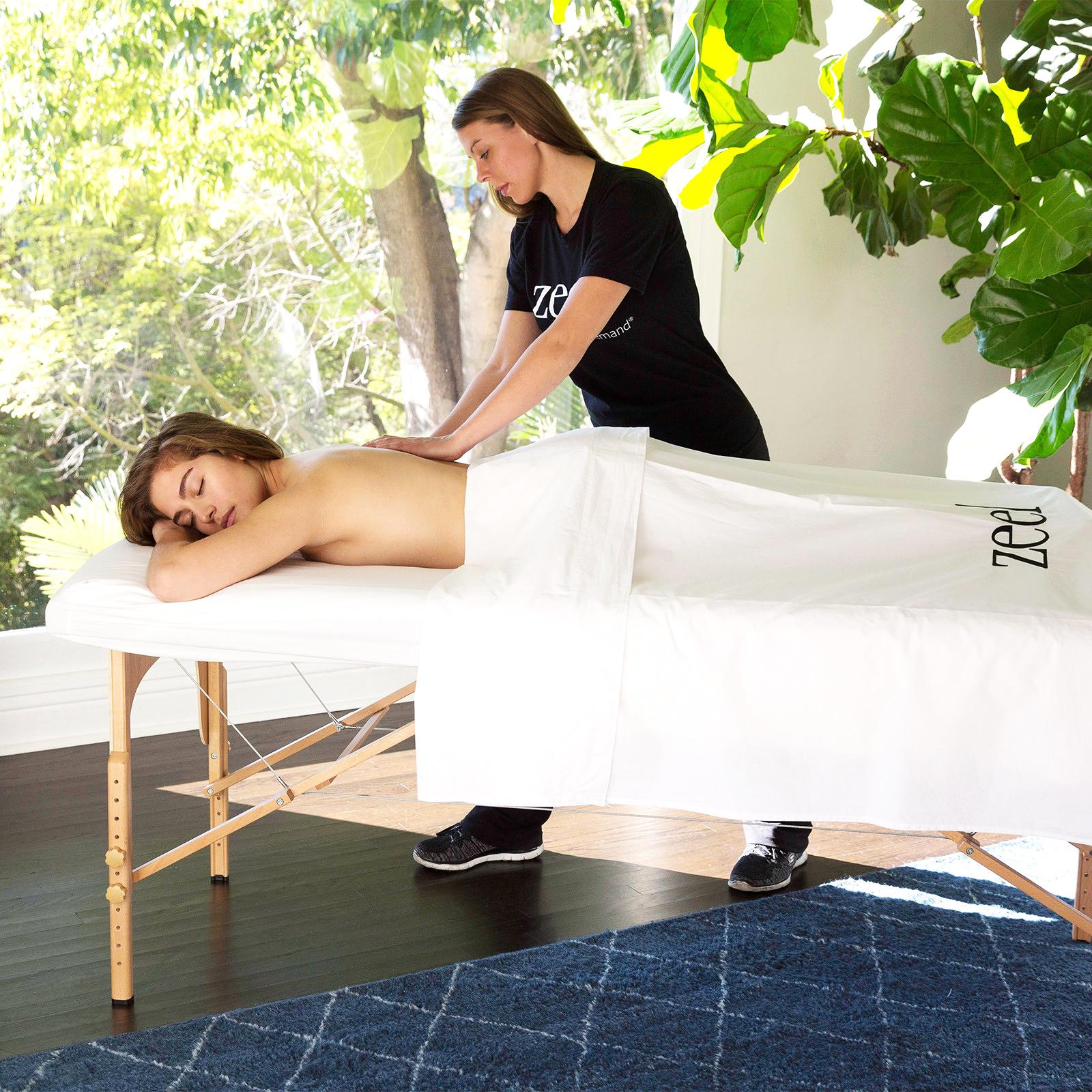 massage subscription service