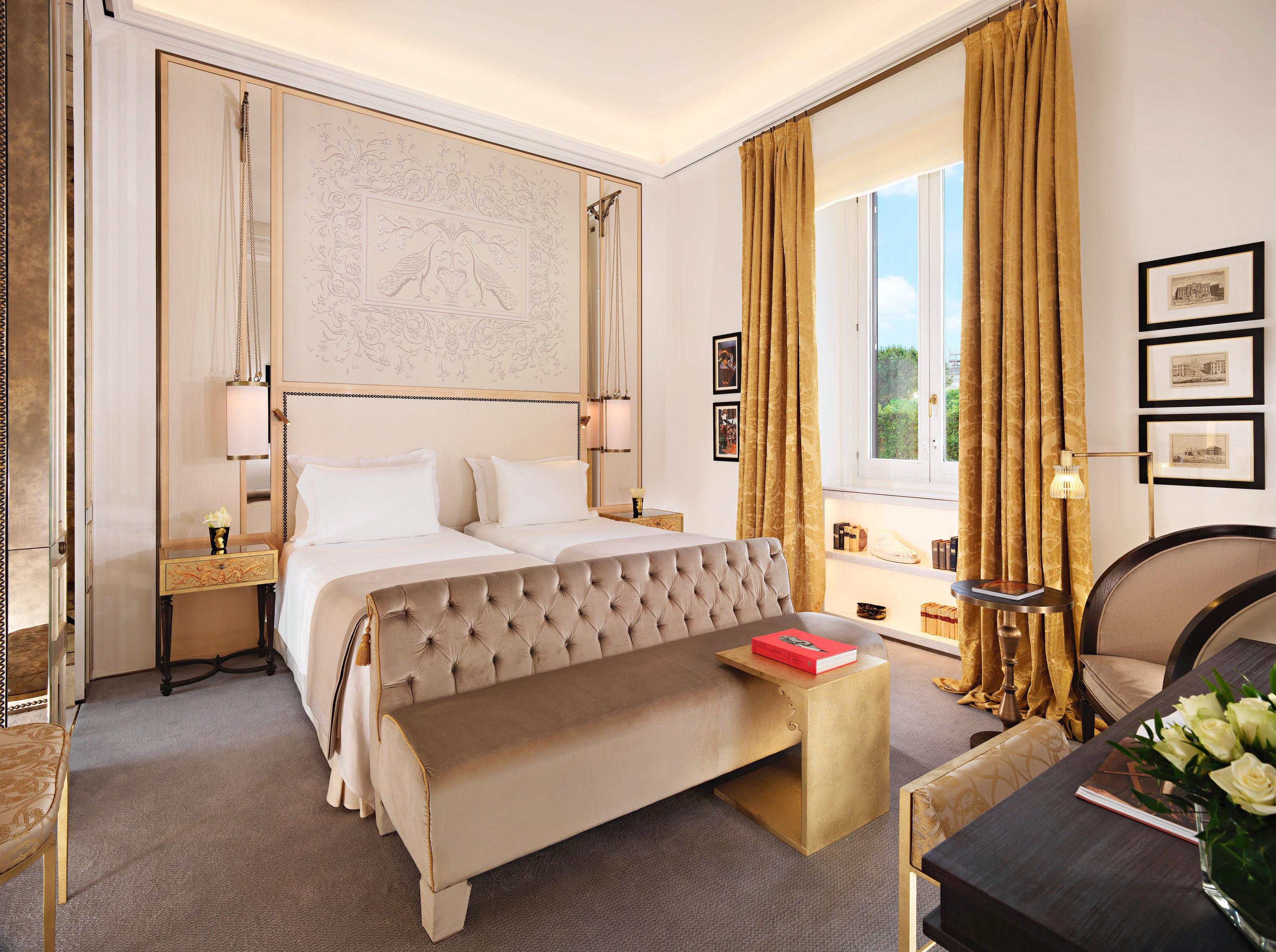 hotel eden hotel room rome