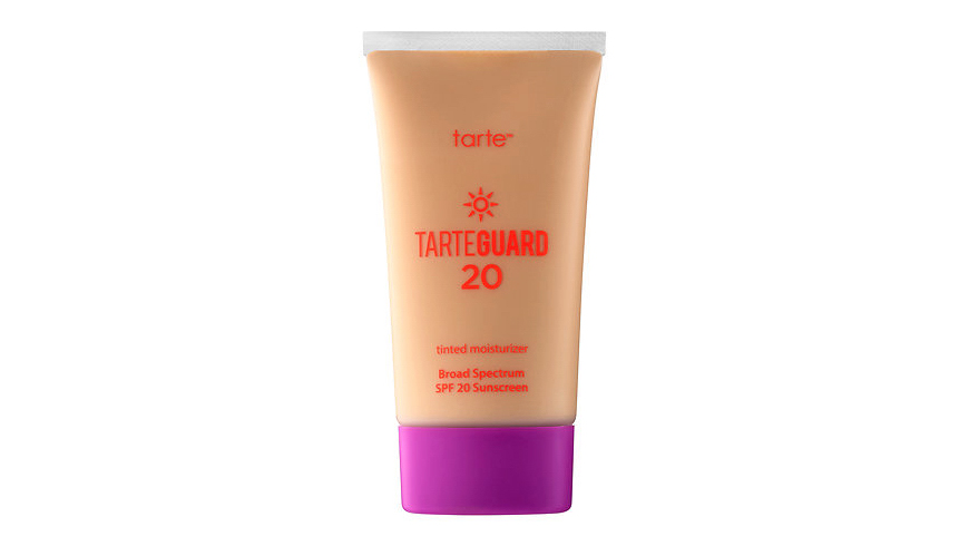 Beach: Tinted Moisturizer with SPF