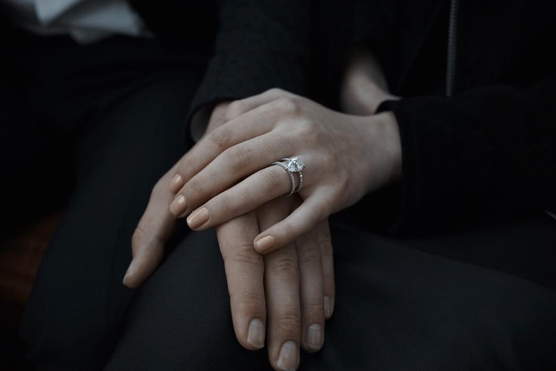 Joe Jonas and Sophie Turner Engagement Ring