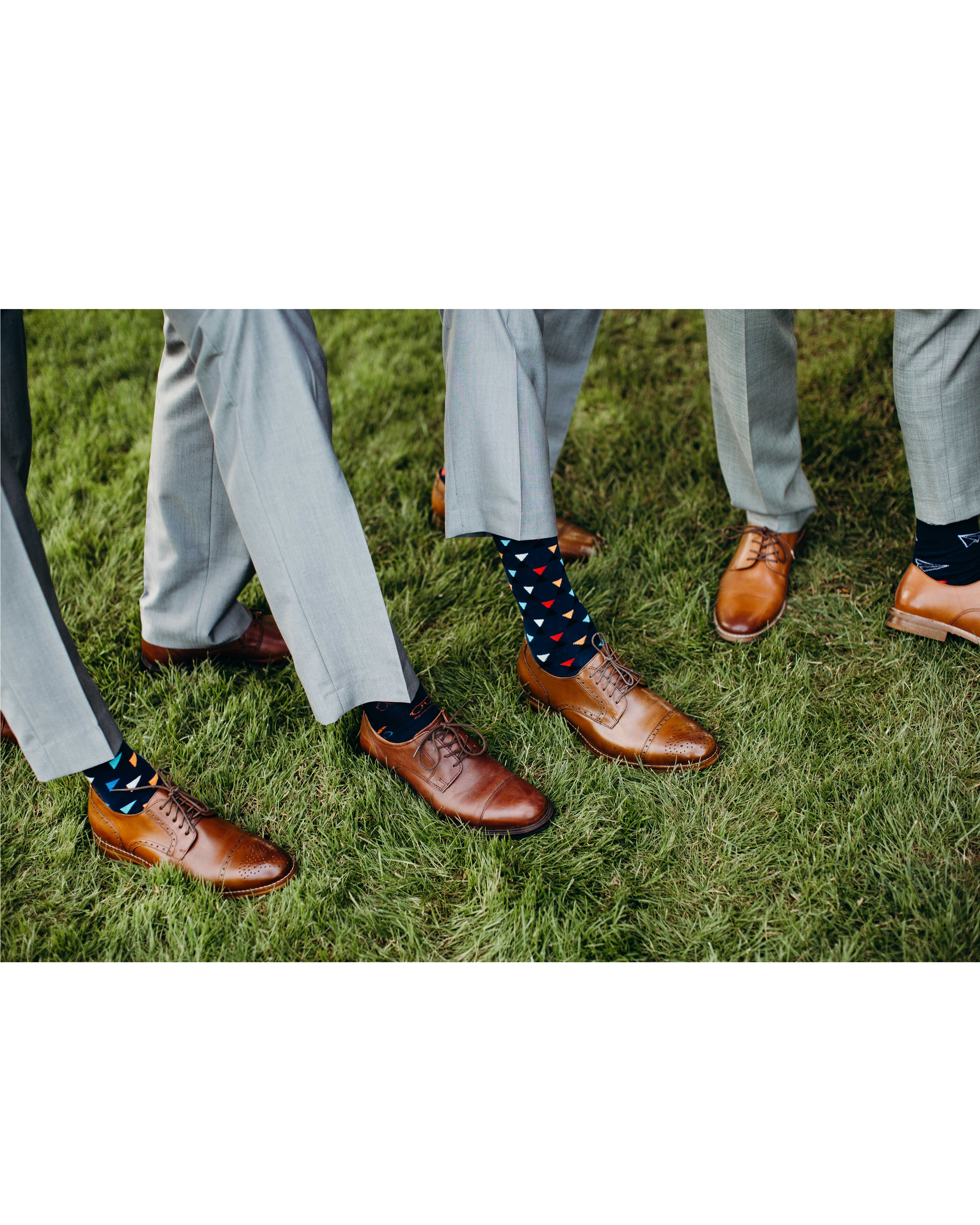 groomsmen wedding socks