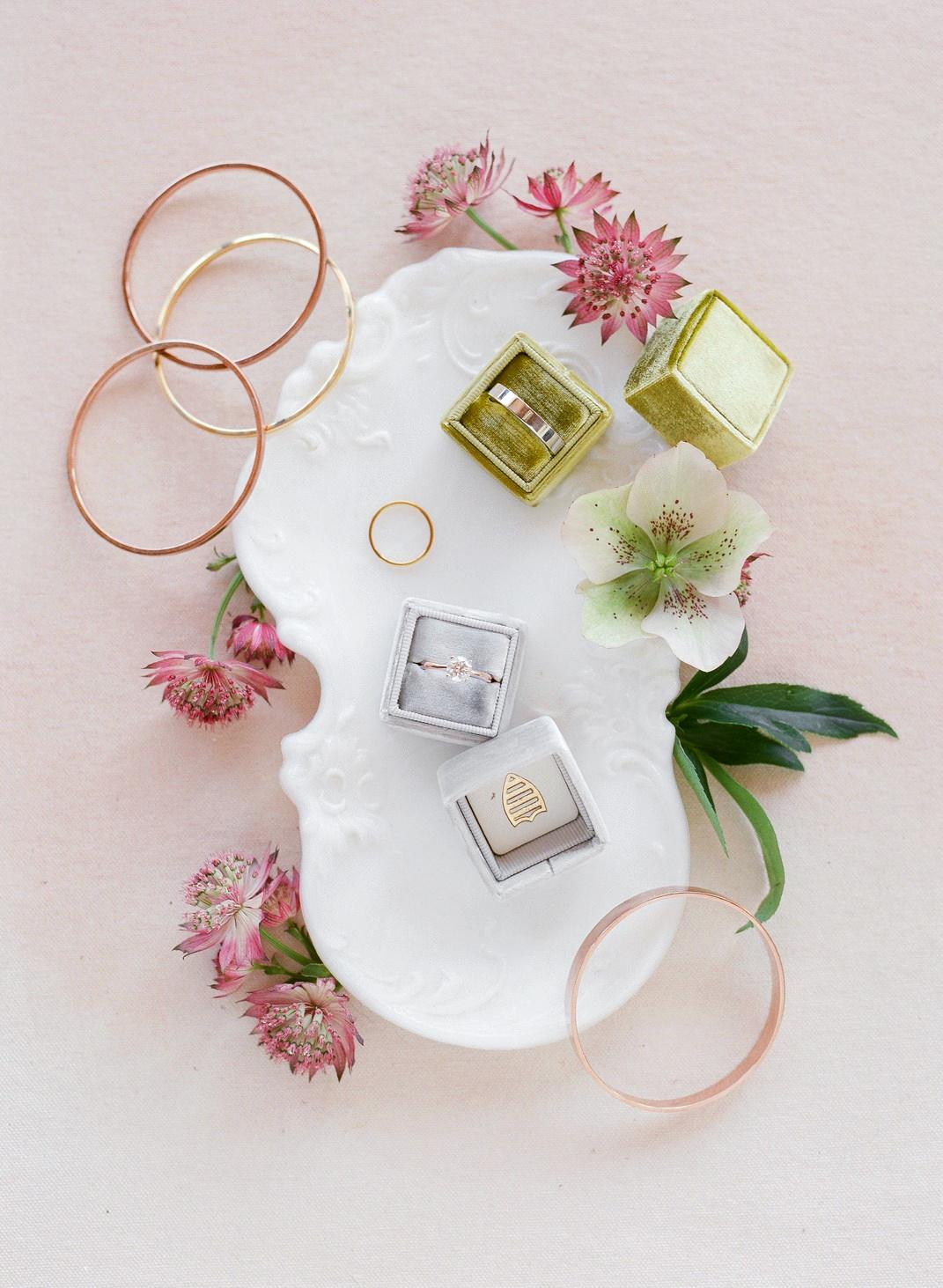natasha nick wedding california jewelry