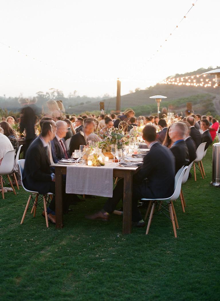 natasha nick wedding california reception