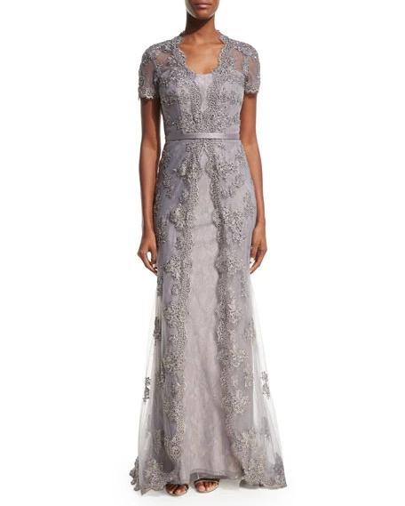 La Femme Mother of the Bride Dress