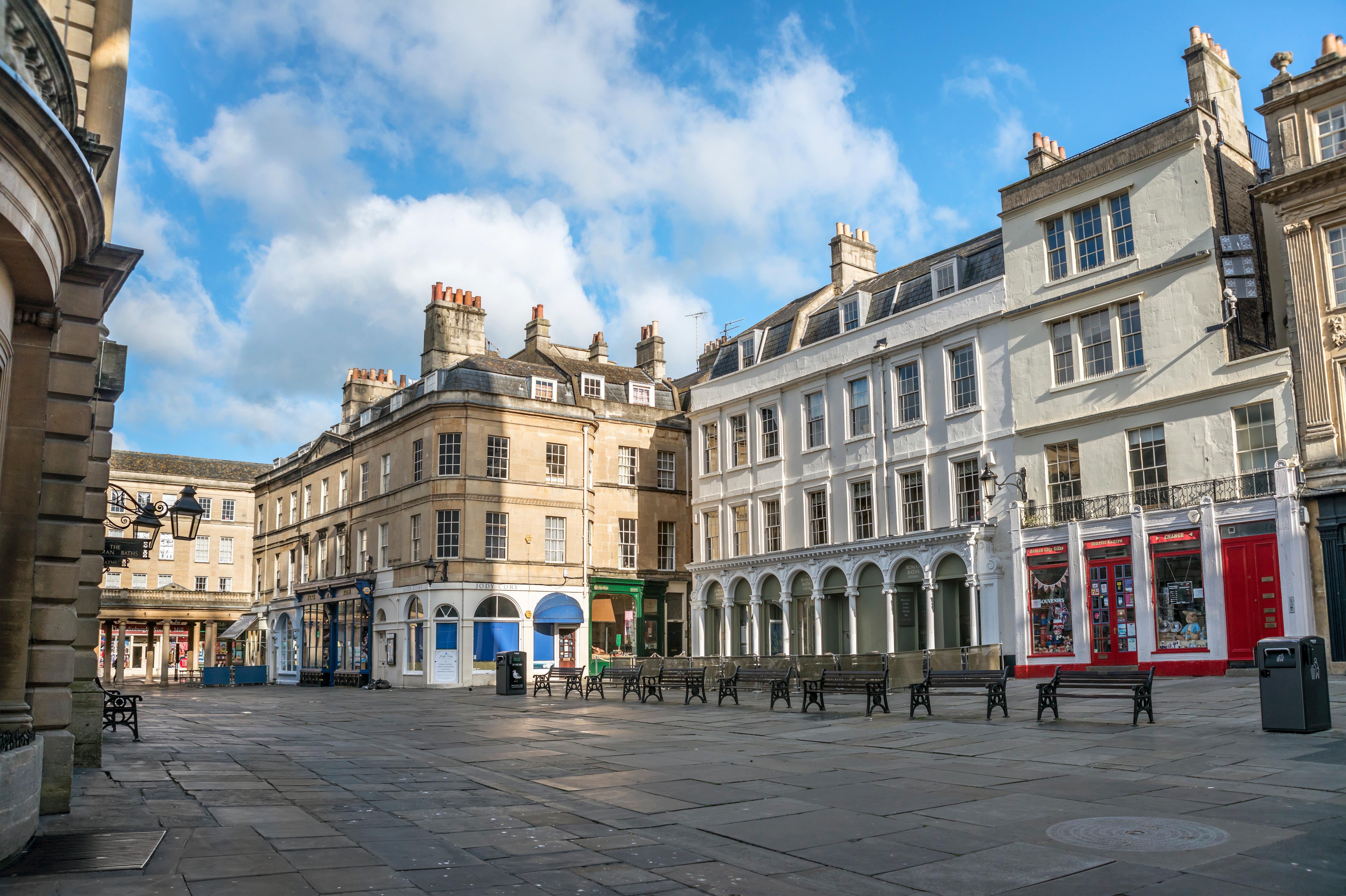 bath city square