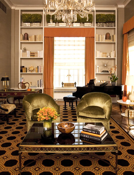 the carlyle lounge